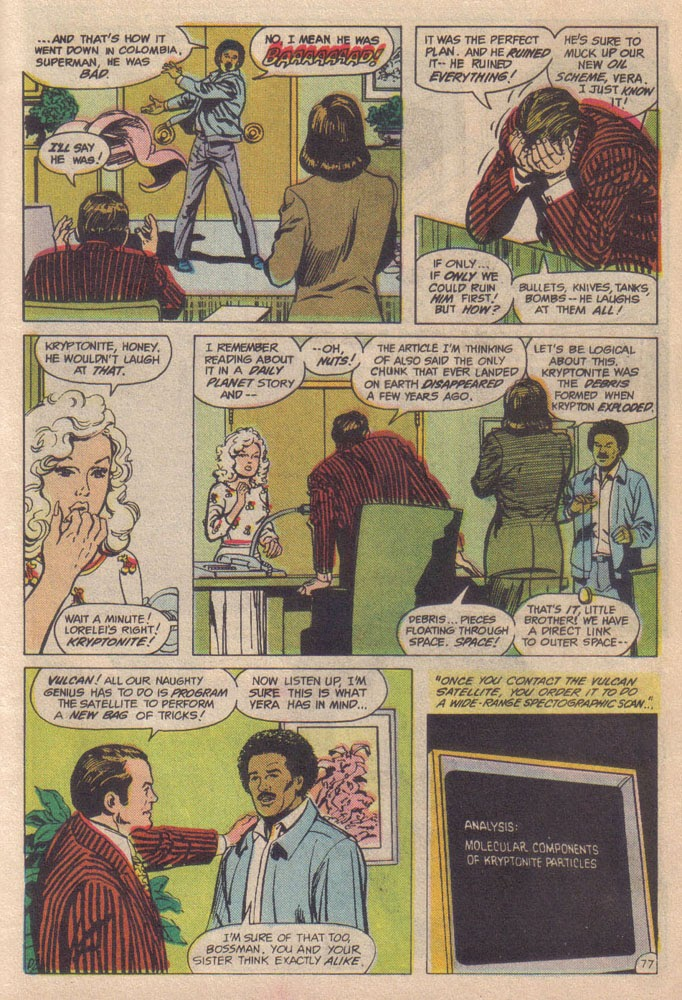 Read online Superman III comic -  Issue # Full - 29