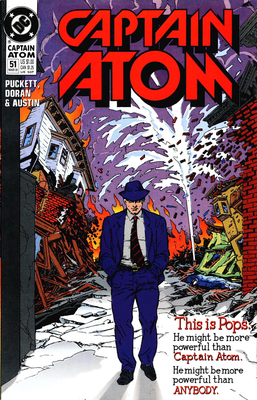 Captain Atom (1987) 51 Page 1