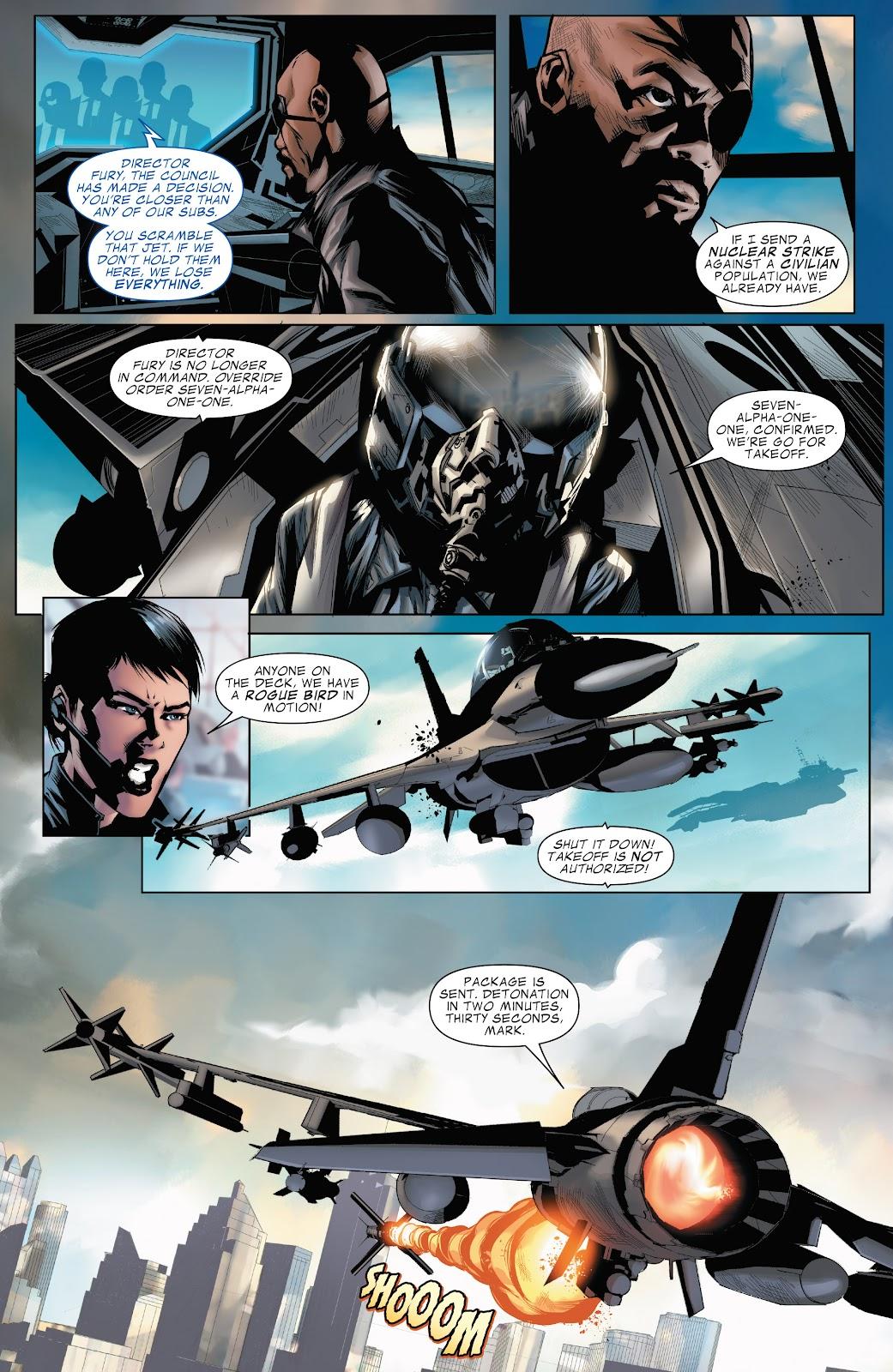 Read online Marvel's The Avengers comic -  Issue #2 - 15