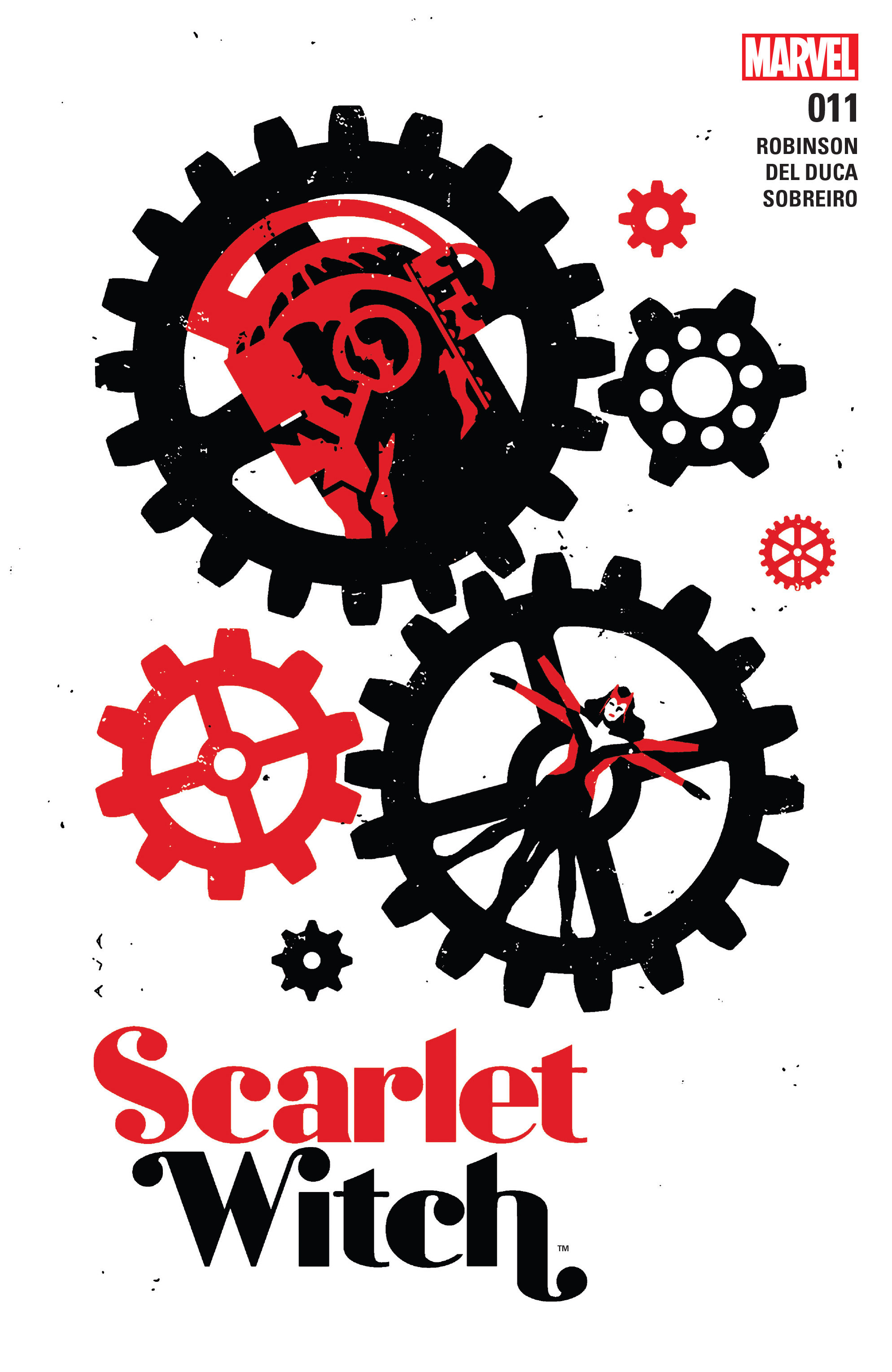 Read online Scarlet Witch (2016) comic -  Issue #11 - 1