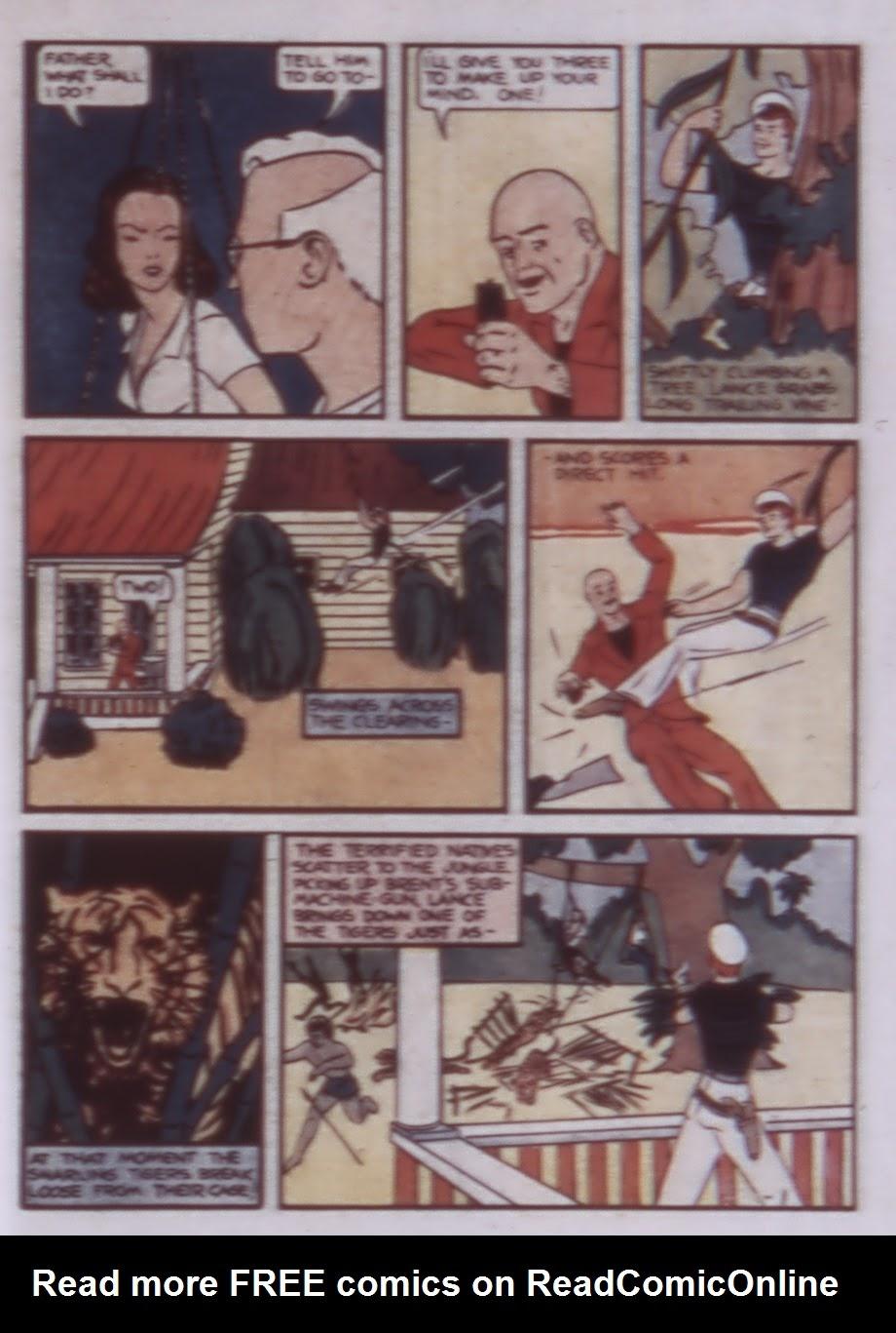 WHIZ Comics #1 #156 - English 55