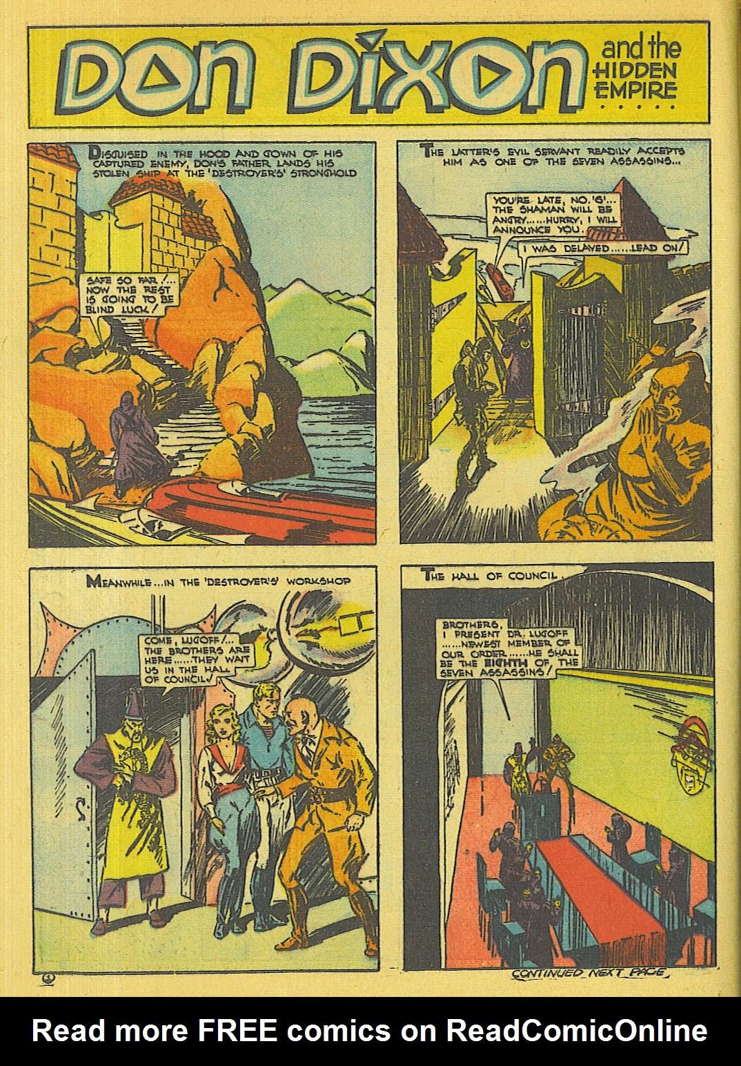 Reglar Fellers Heroic Comics issue 5 - Page 27