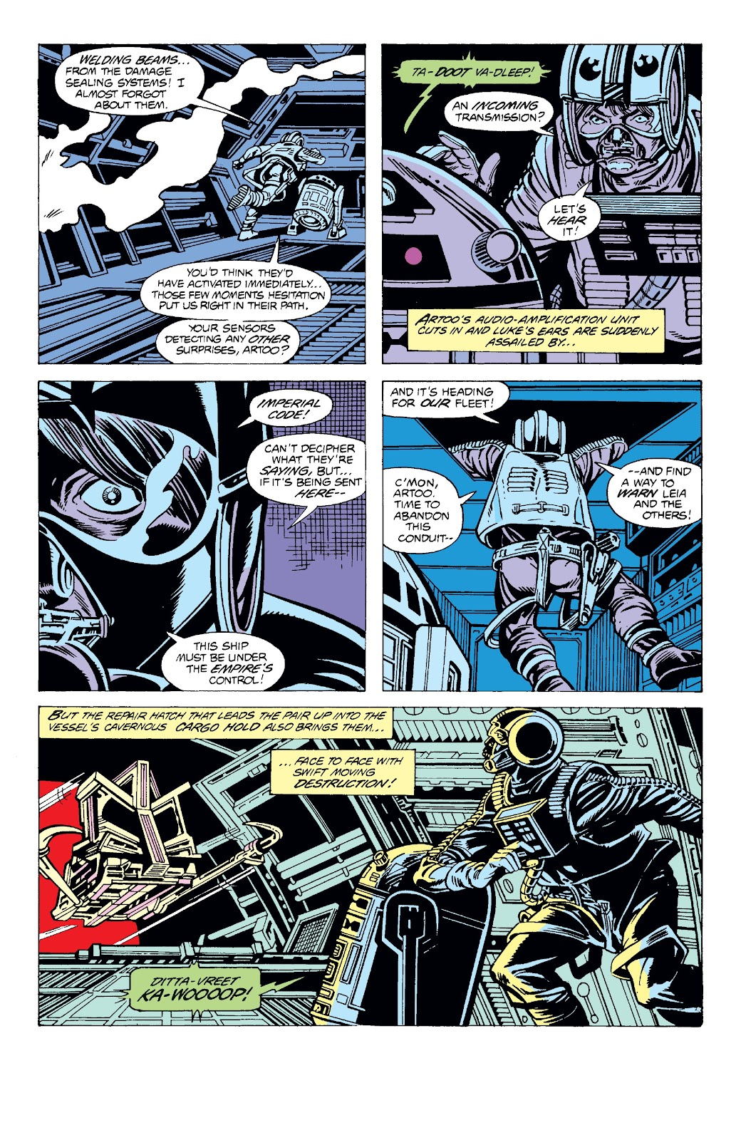 Read online Star Wars Legends: The Original Marvel Years - Epic Collection comic -  Issue # TPB 3 (Part 2) - 23