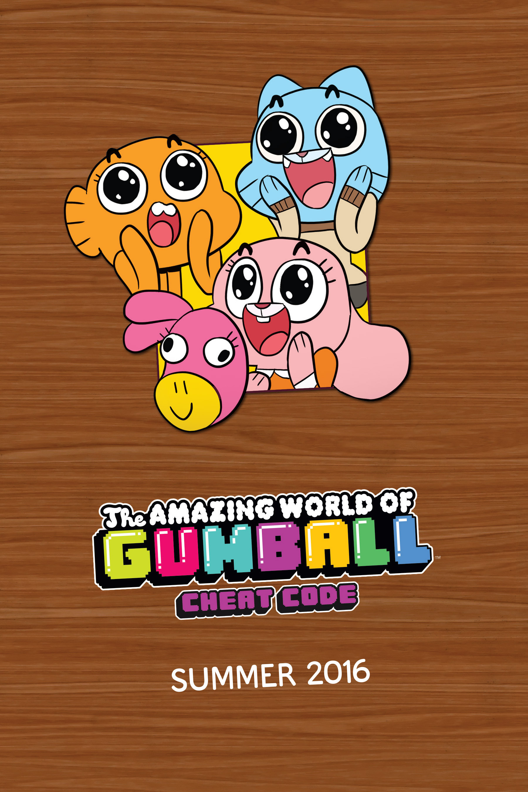 Read online The Amazing World of Gumball: Fairy Tale Trouble comic -  Issue # Full - 161
