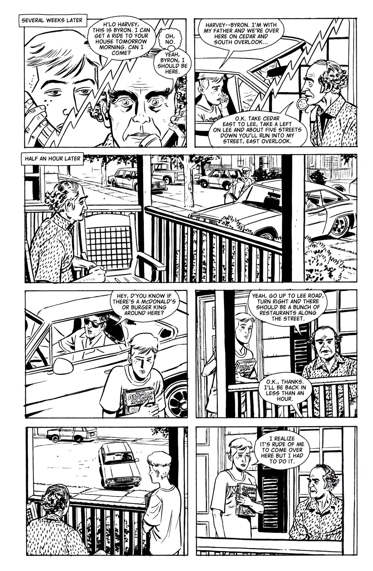 Read online American Splendor (2008) comic -  Issue #1 - 6