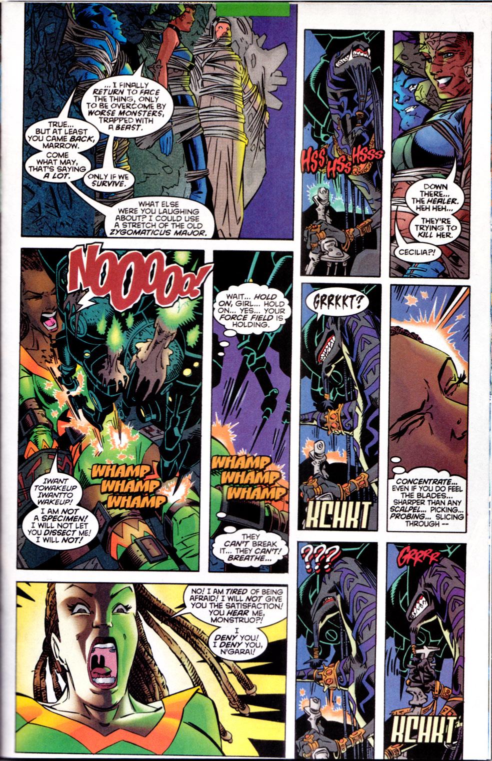 X-Men (1991) 75 Page 22