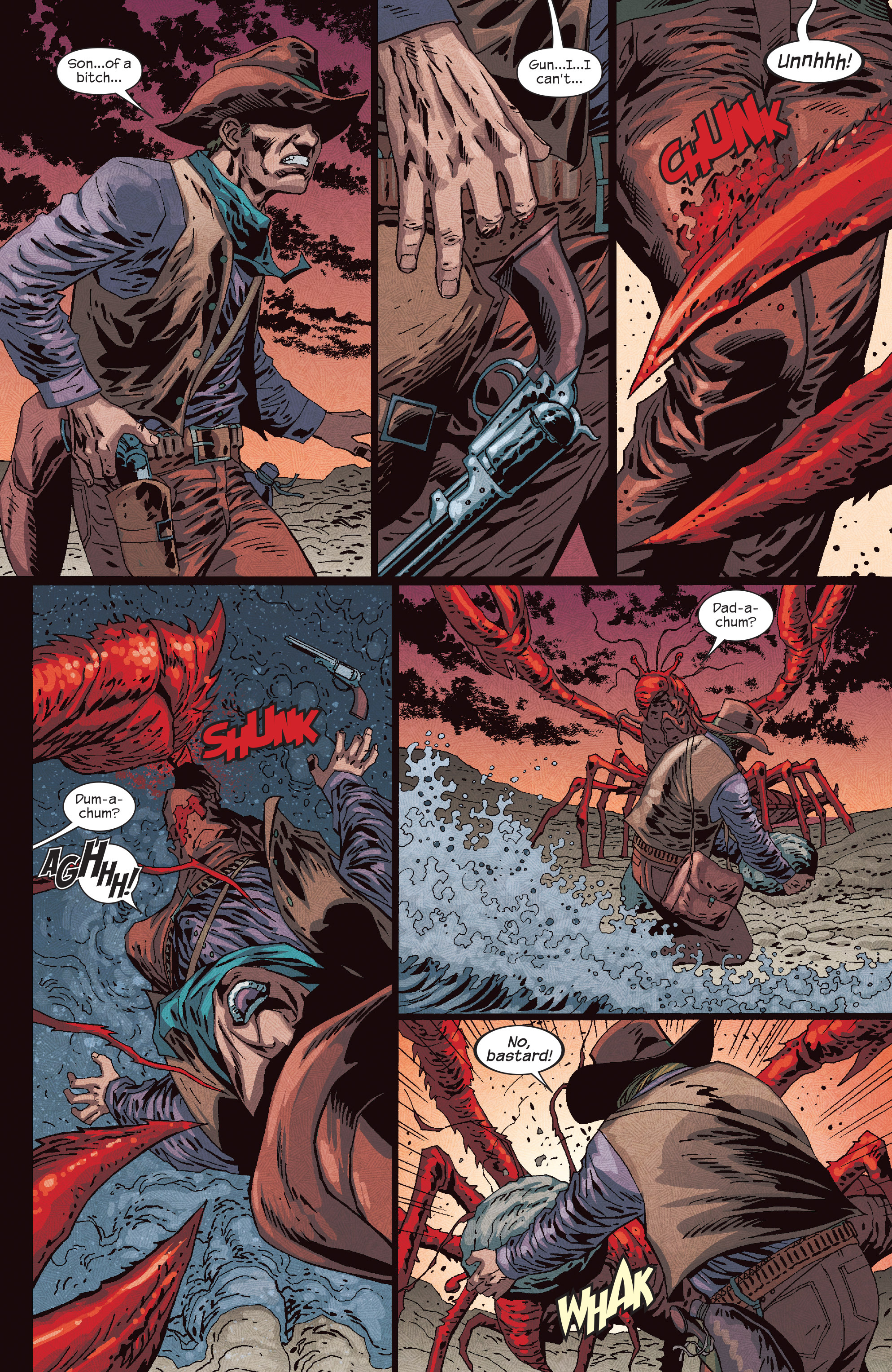 Read online Dark Tower: The Drawing of the Three - The Prisoner comic -  Issue #5 - 6