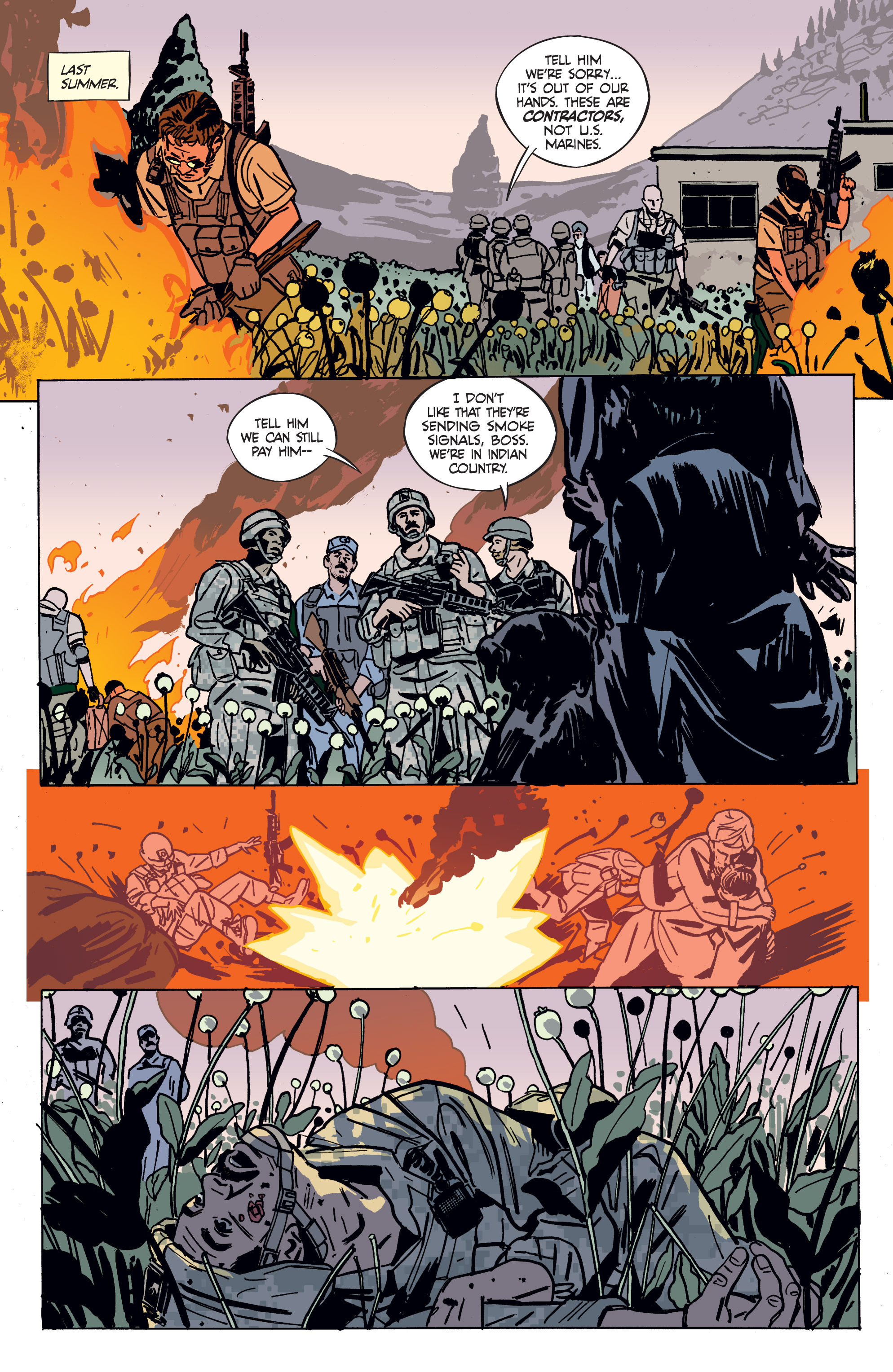 Read online Graveyard of Empires comic -  Issue # TPB - 50