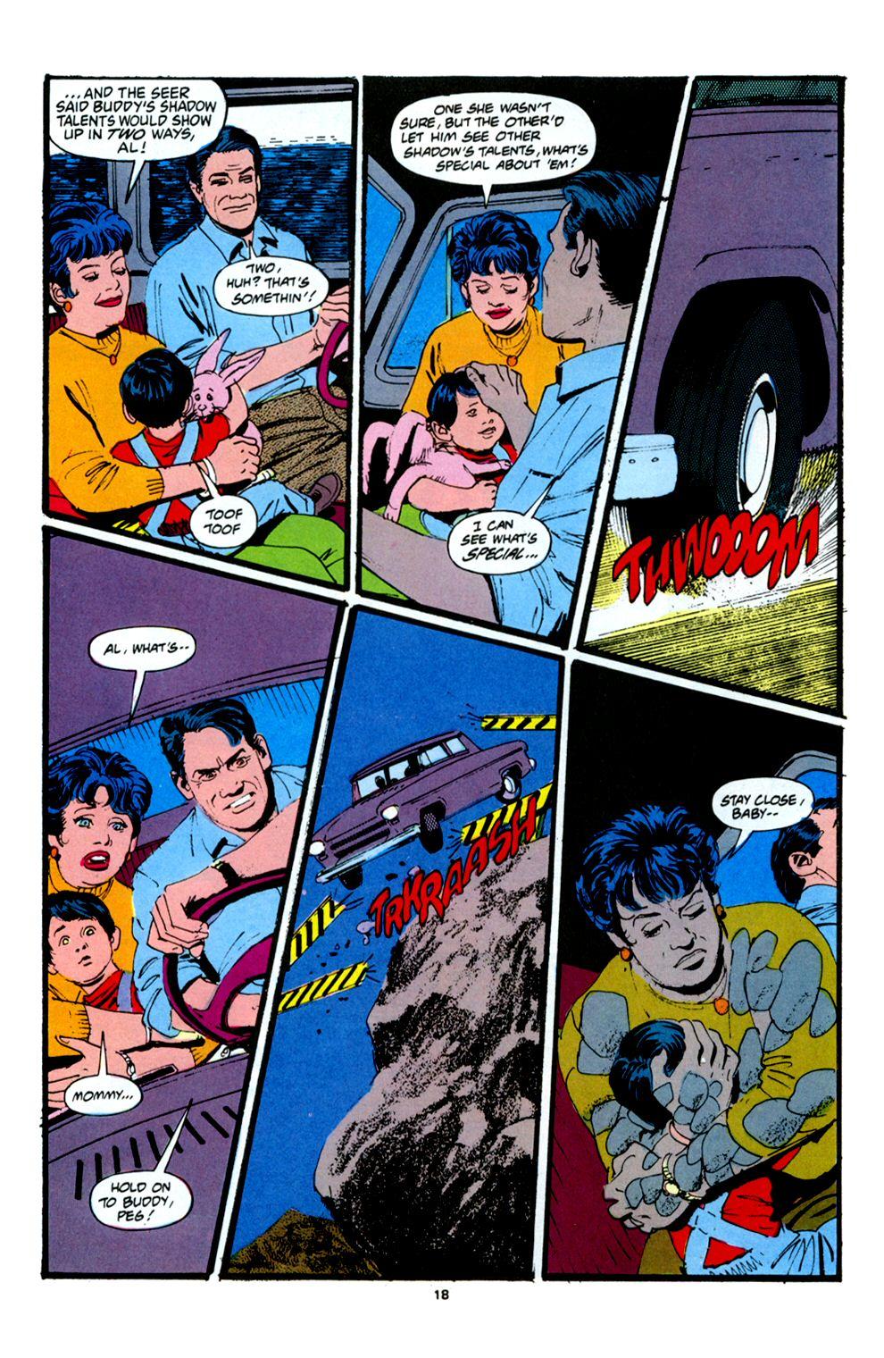 Read online Powerline comic -  Issue #6 - 20
