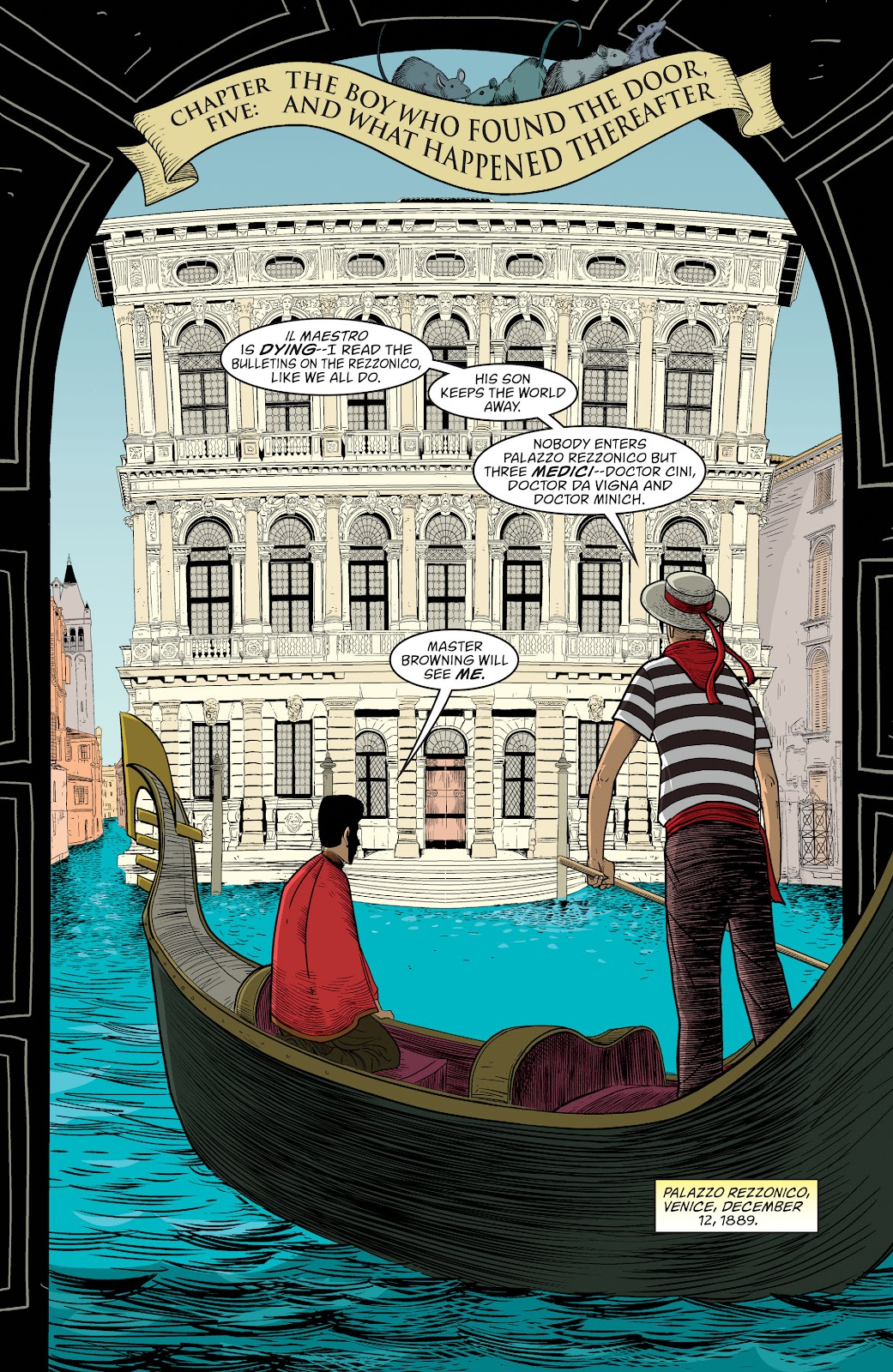 Read online The Children's Crusade comic -  Issue # _TPB (Part 1) - 83