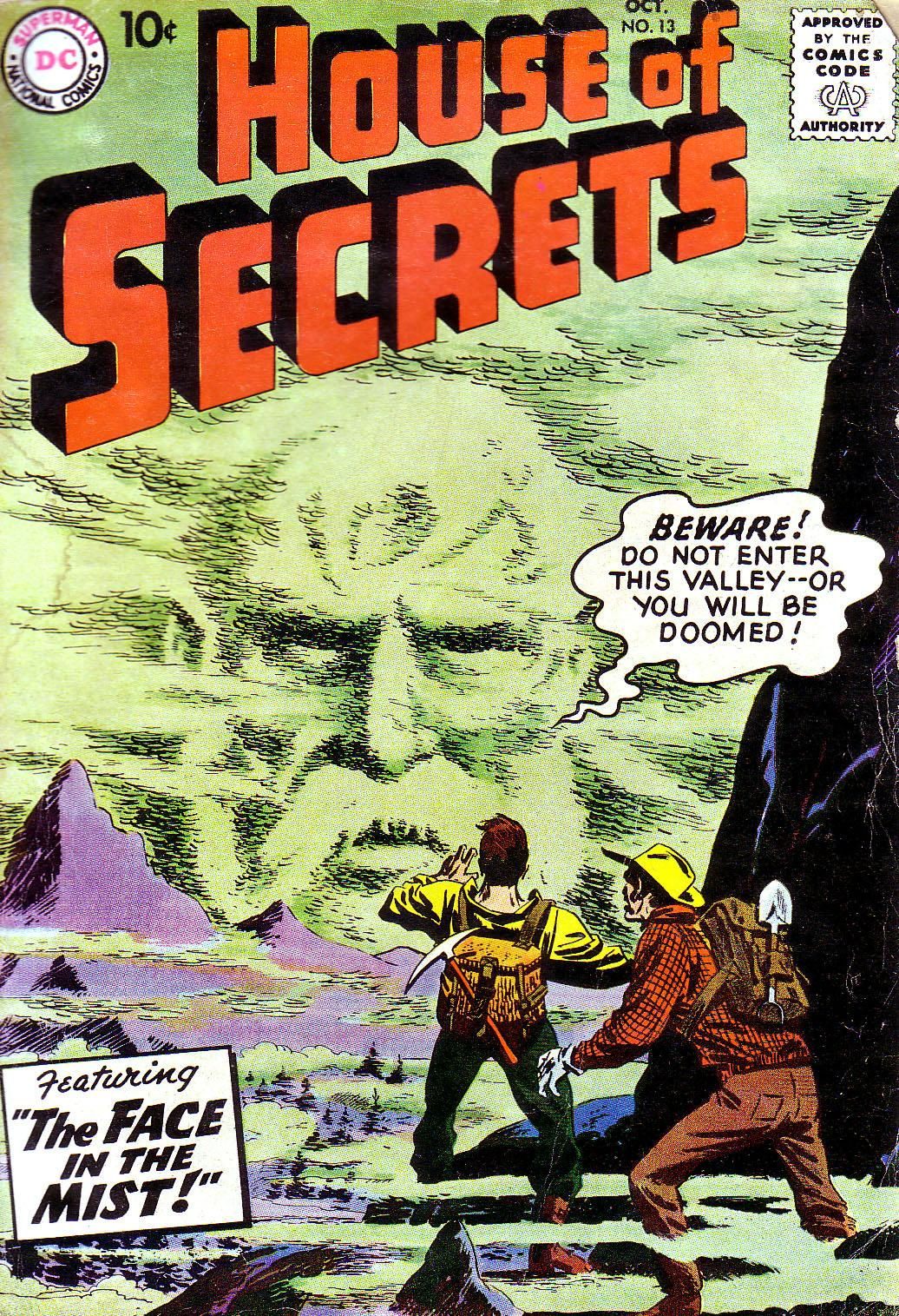 House of Secrets (1956) issue 13 - Page 1