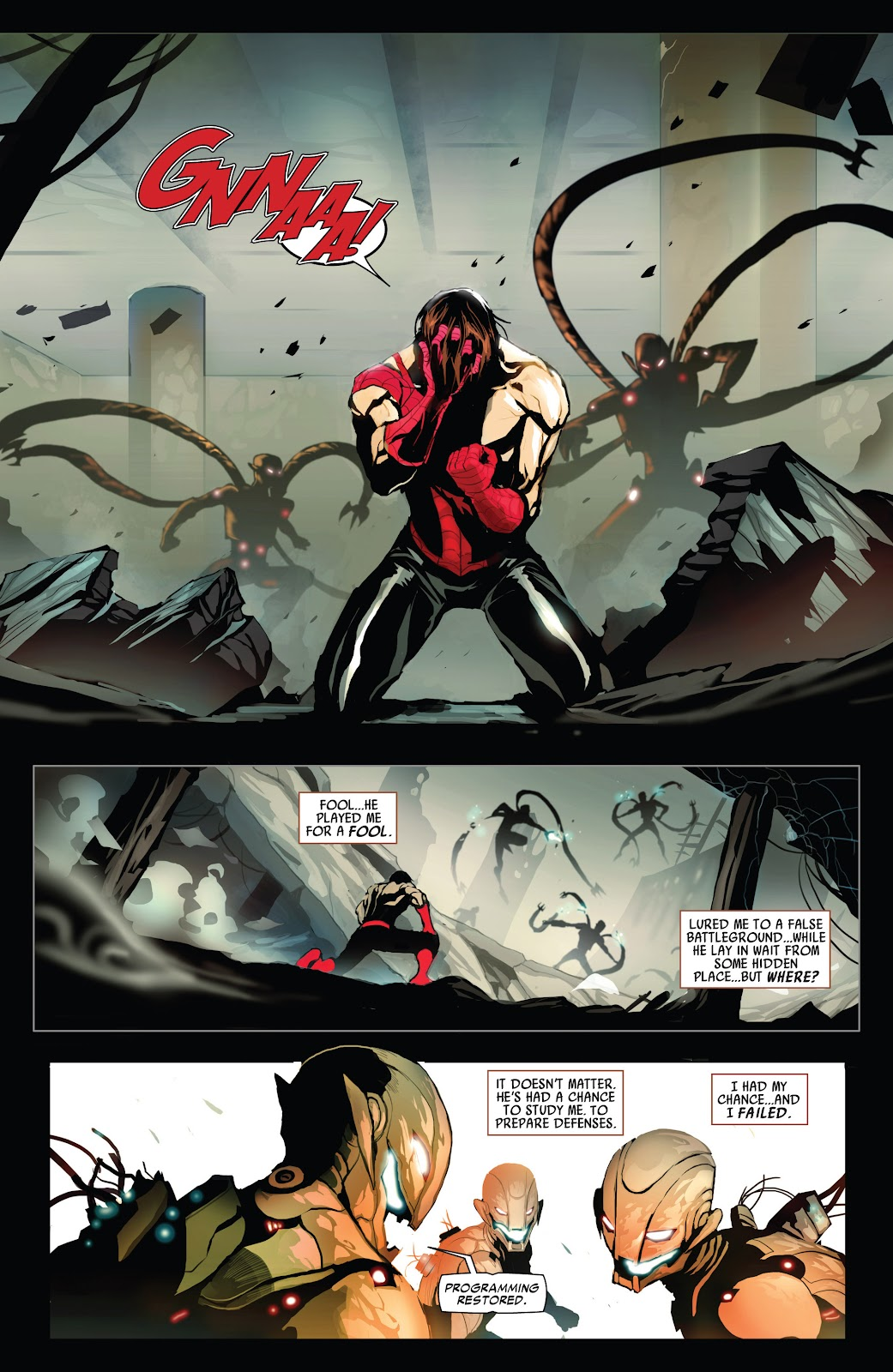 Read online Age of Ultron Companion comic -  Issue # TPB (Part 1) - 85