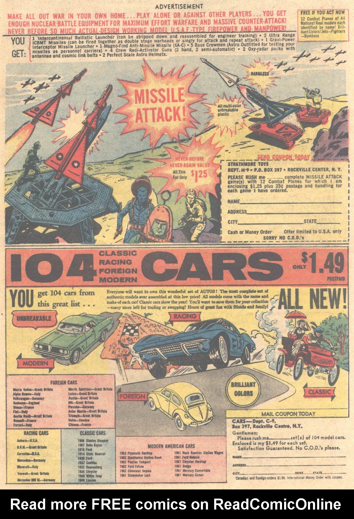 Read online Adventure Comics (1938) comic -  Issue #312 - 19