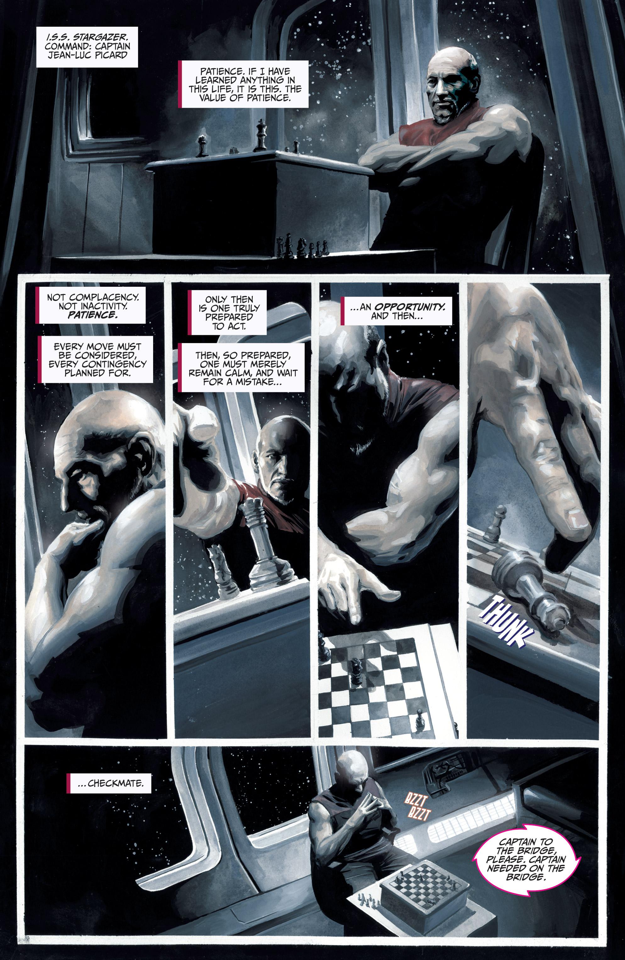 Read online Star Trek: Boldly Go comic -  Issue #8 - 29