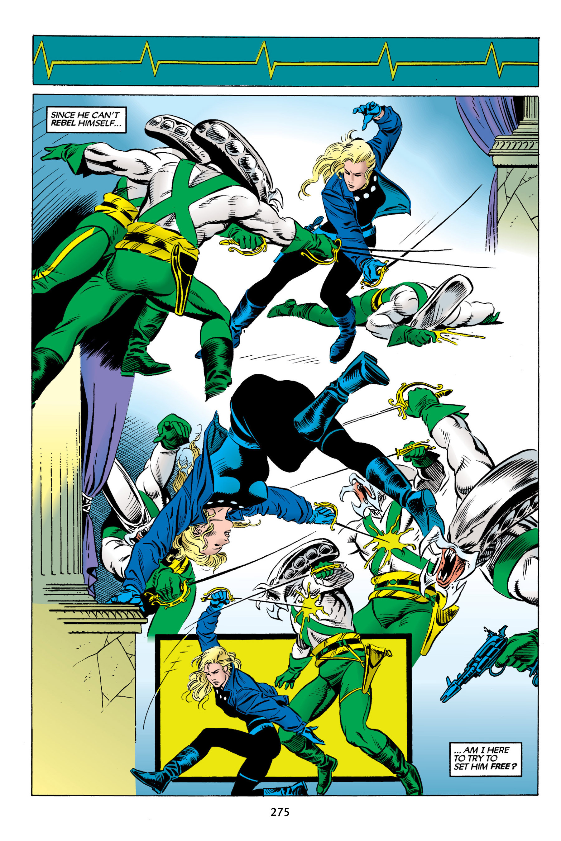 Read online Aliens vs. Predator Omnibus comic -  Issue # _TPB 2 Part 3 - 50