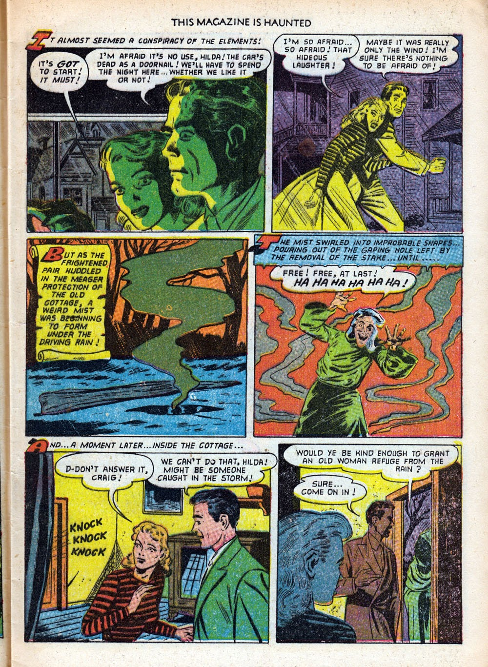 Read online This Magazine Is Haunted comic -  Issue #9 - 9