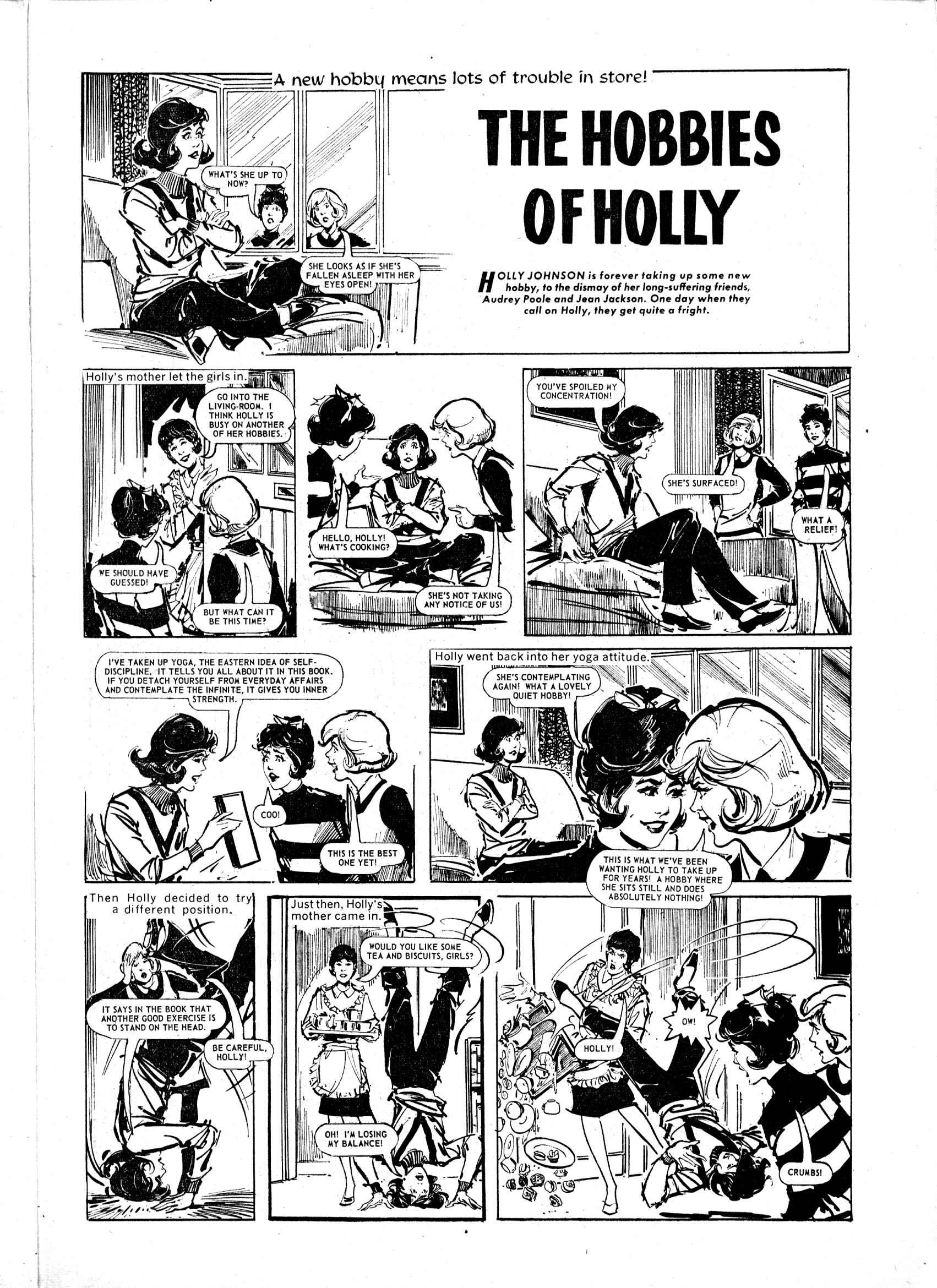 Read online Judy comic -  Issue #365 - 13