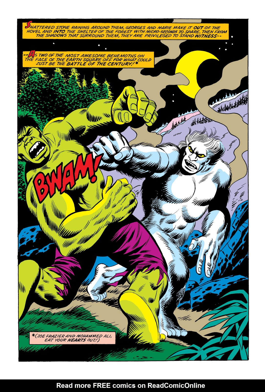 Read online Marvel Masterworks: The Incredible Hulk comic -  Issue # TPB 10 (Part 2) - 100