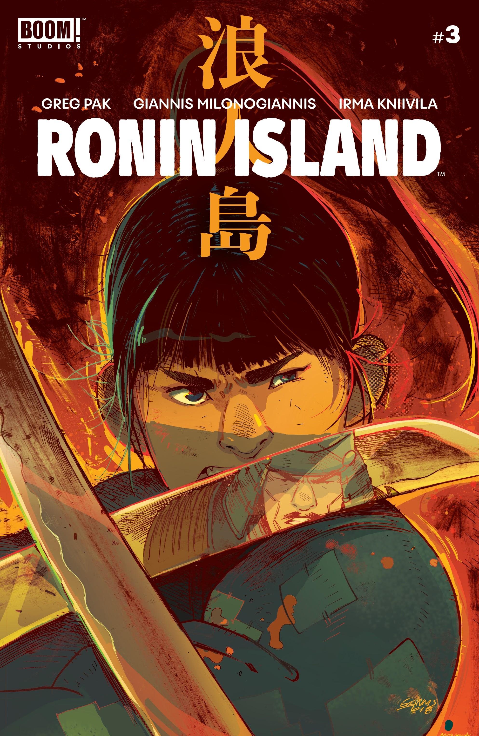 Read online Ronin Island comic -  Issue #3 - 1