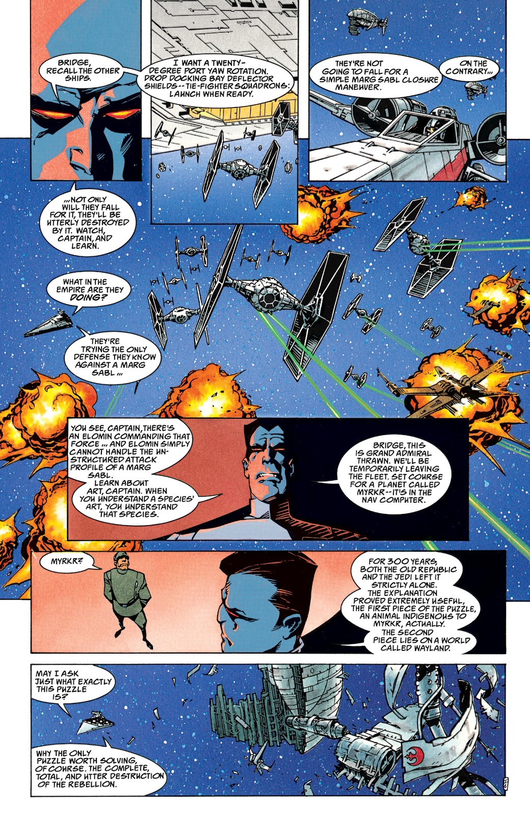 Read online Star Wars Legends: The New Republic - Epic Collection comic -  Issue # TPB 4 (Part 1) - 12