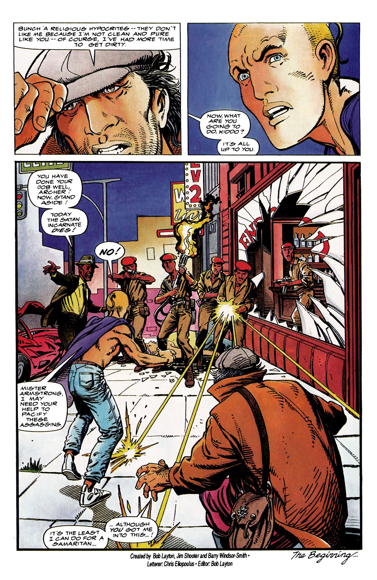 Archer & Armstrong 0 Page 26
