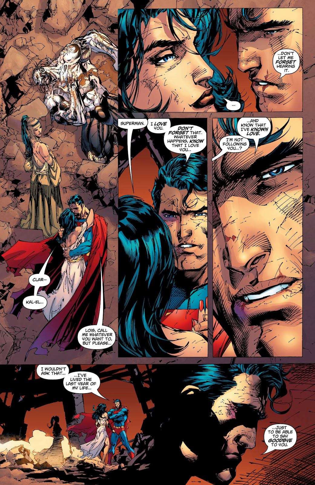 Read online Superman: For Tomorrow comic -  Issue # TPB (Part 3) - 87