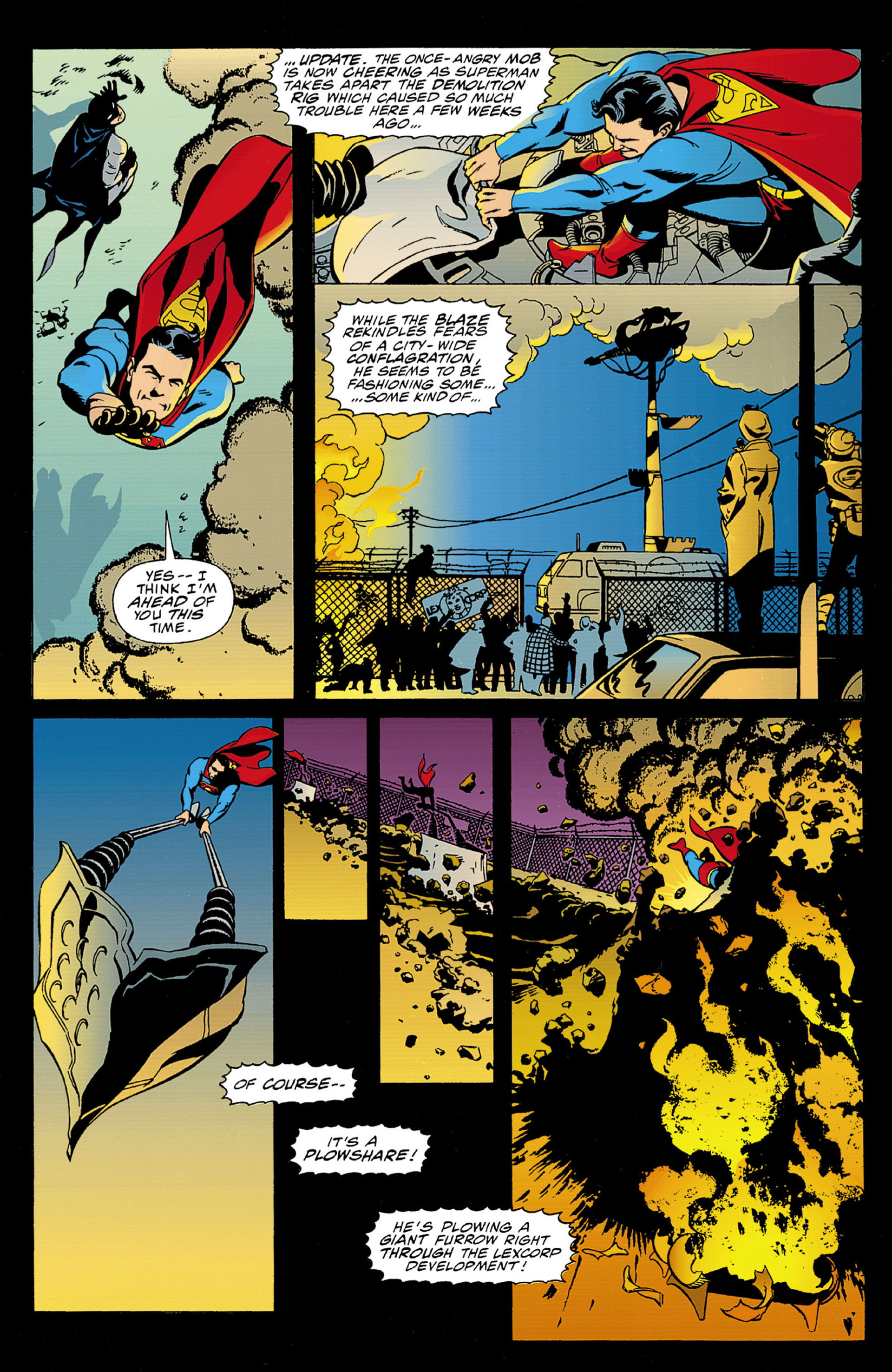 Read online World's Finest (1990) comic -  Issue #3 - 20