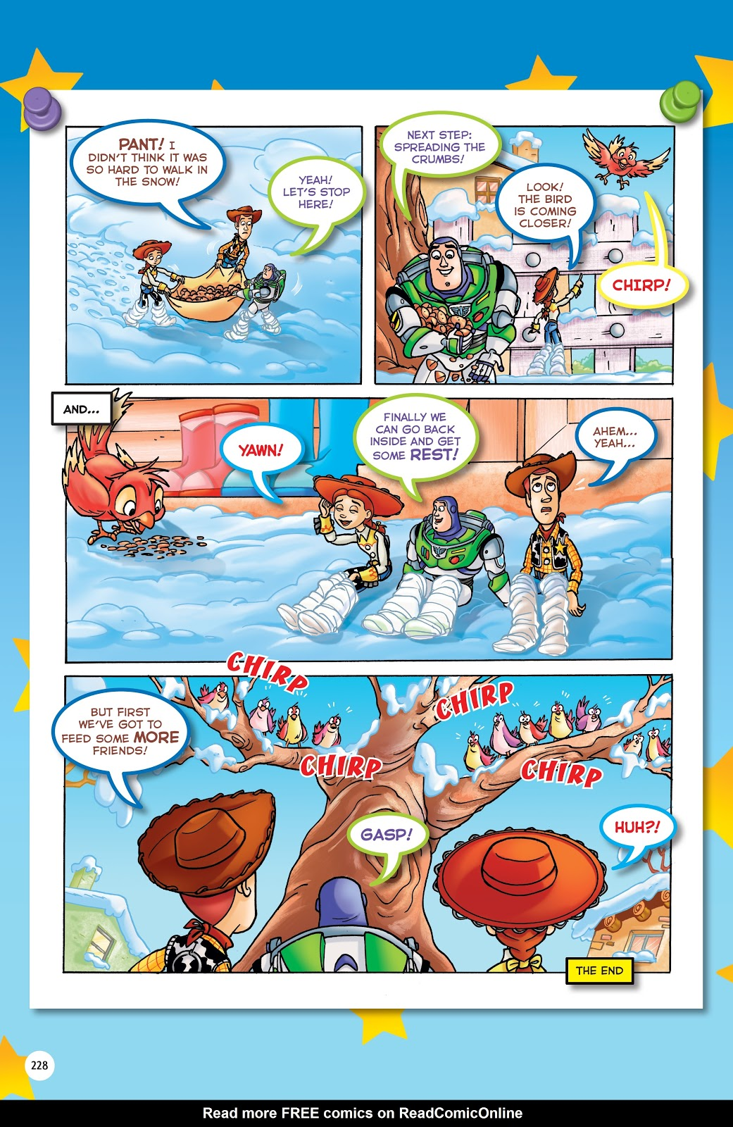 Read online DISNEY·PIXAR Toy Story Adventures comic -  Issue # TPB 1 (Part 3) - 28