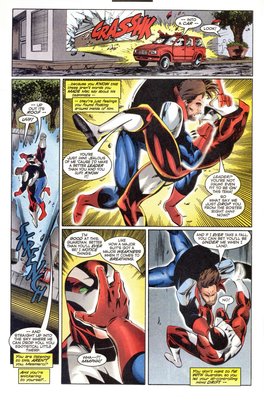 Read online Alpha Flight (1997) comic -  Issue #5 - 10