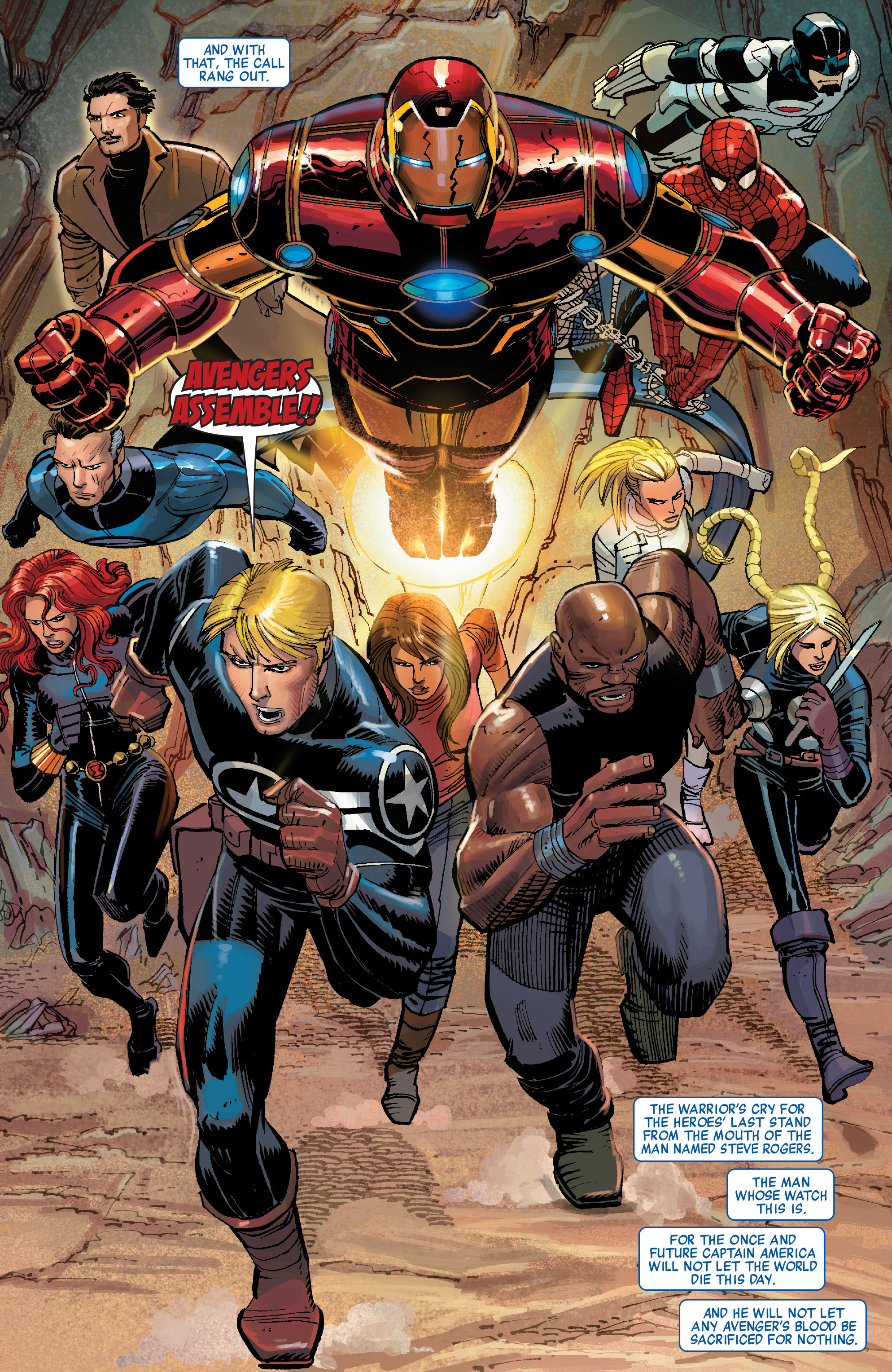 Read online Avengers (2010) comic -  Issue #11 - 15