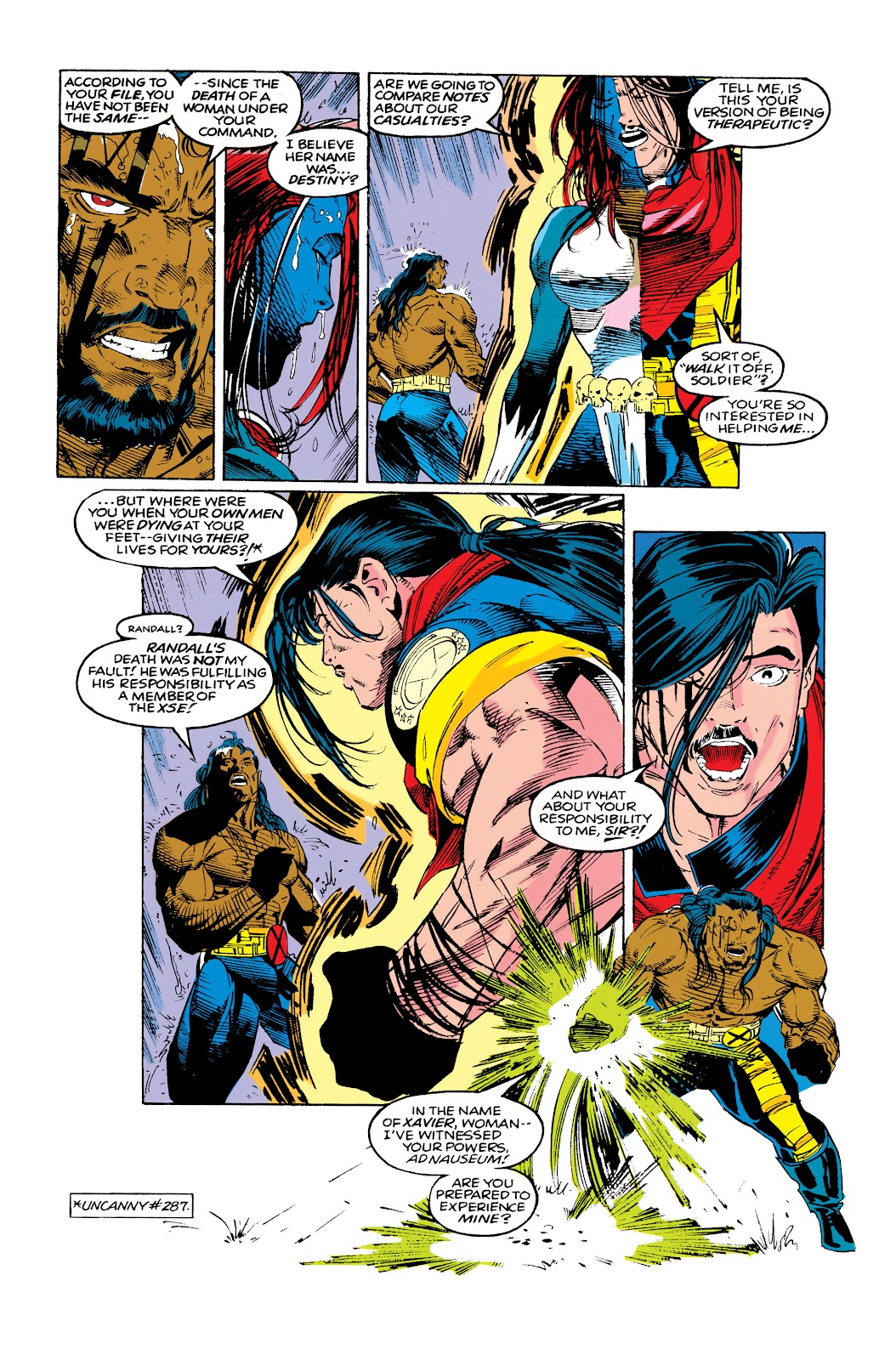 Uncanny X-Men (1963) issue 290 - Page 15