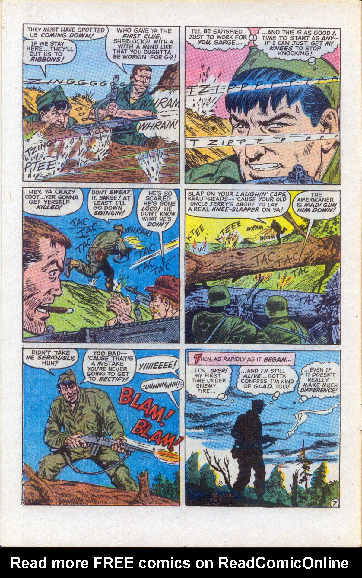 Read online Sgt. Fury comic -  Issue #63 - 12