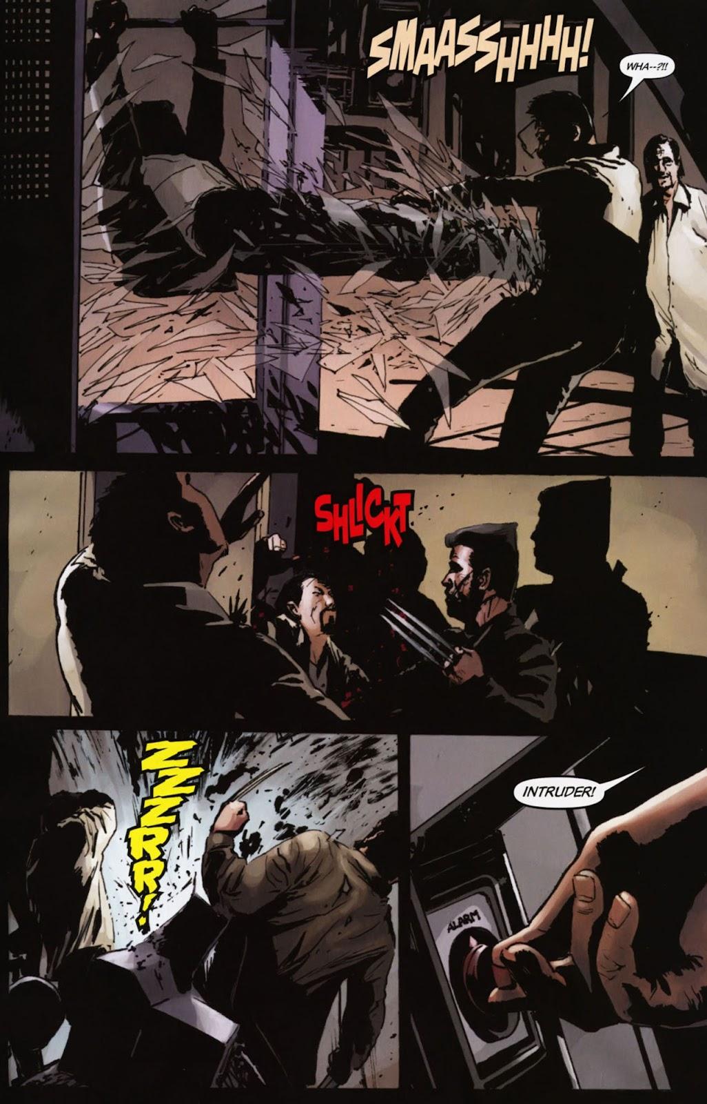 Read online Wolverine (2003) comic -  Issue #900 - 31