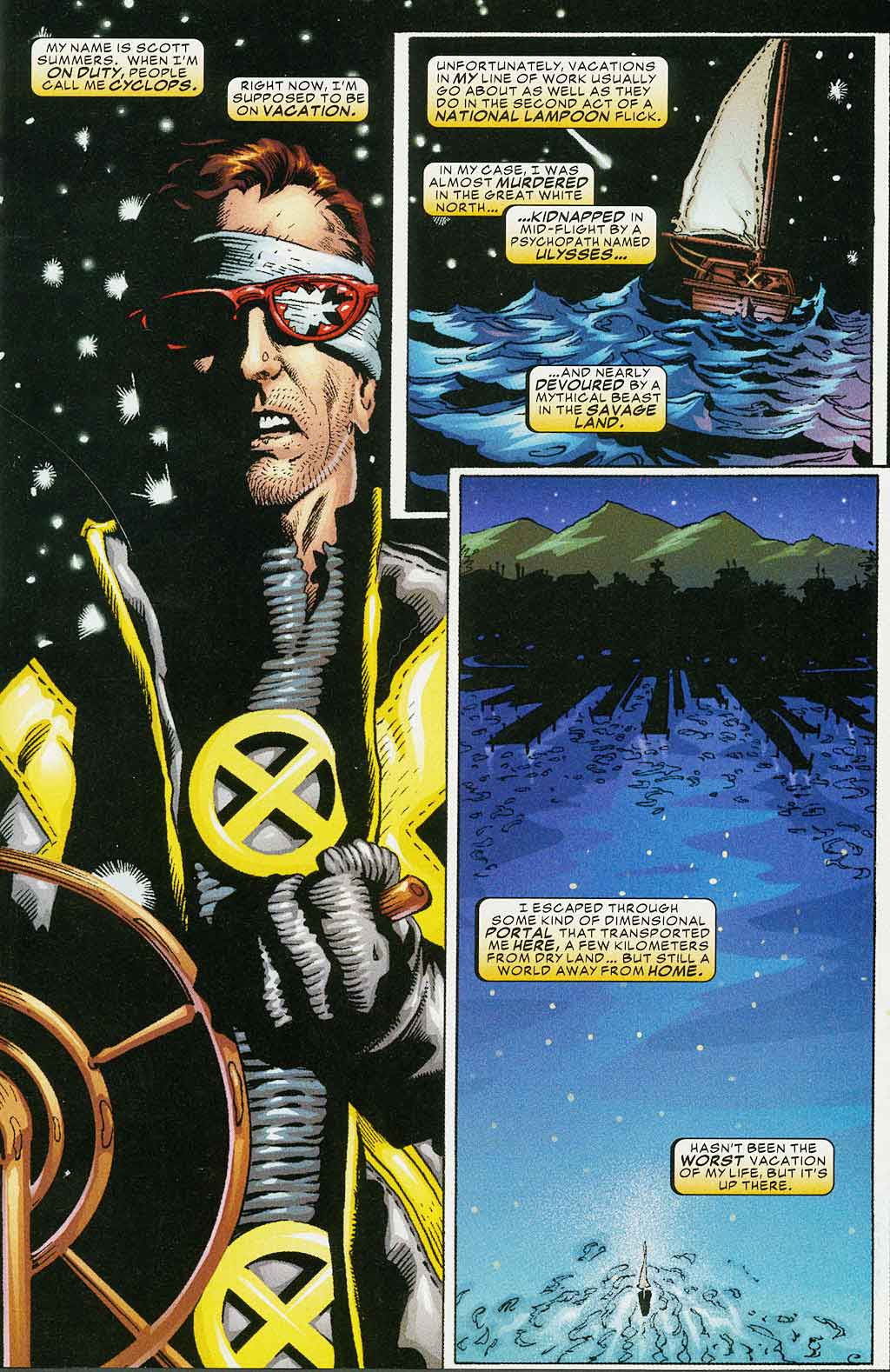 Read online Cyclops (2001) comic -  Issue #4 - 2
