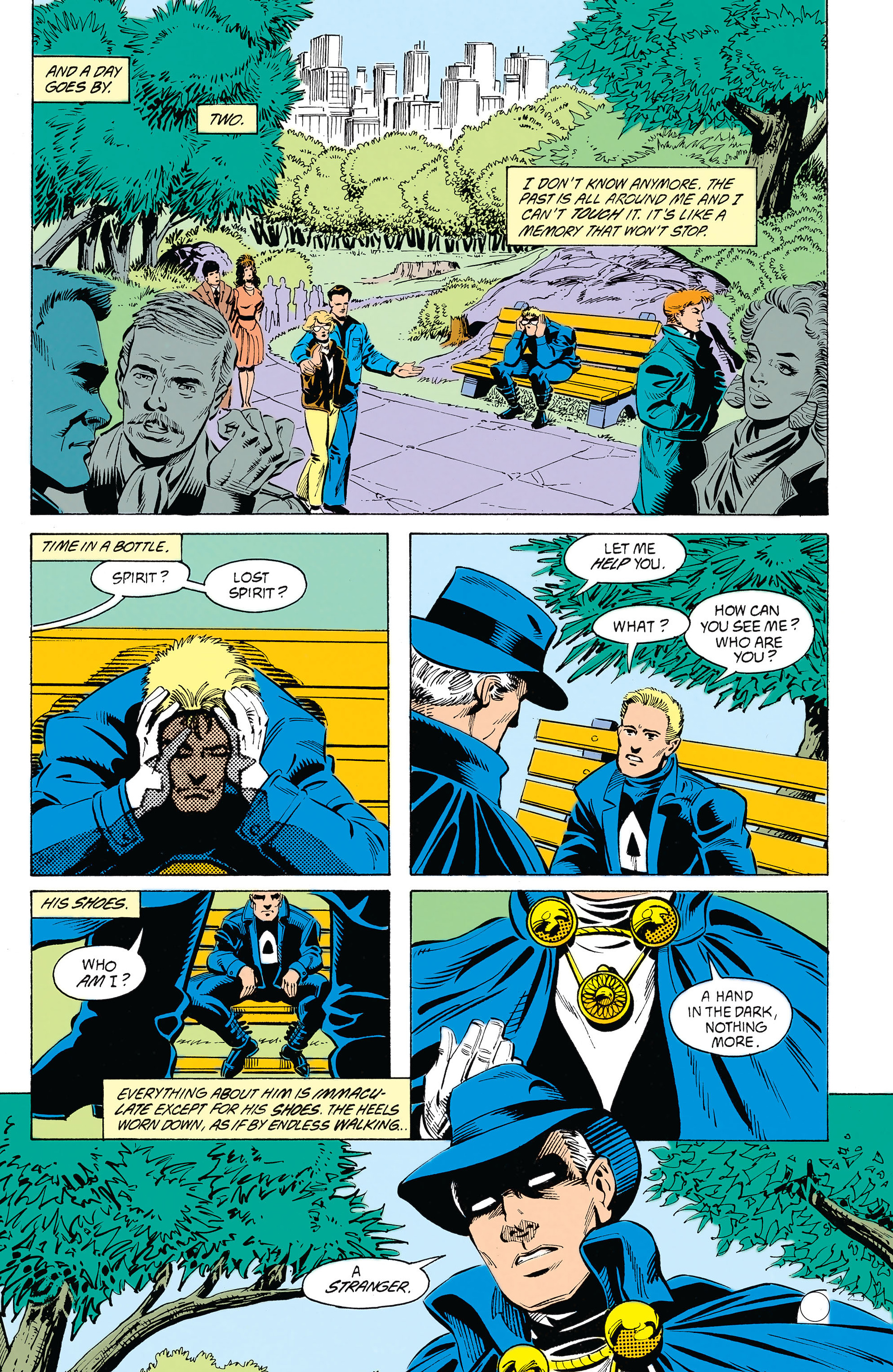 Read online Animal Man (1988) comic -  Issue #22 - 23