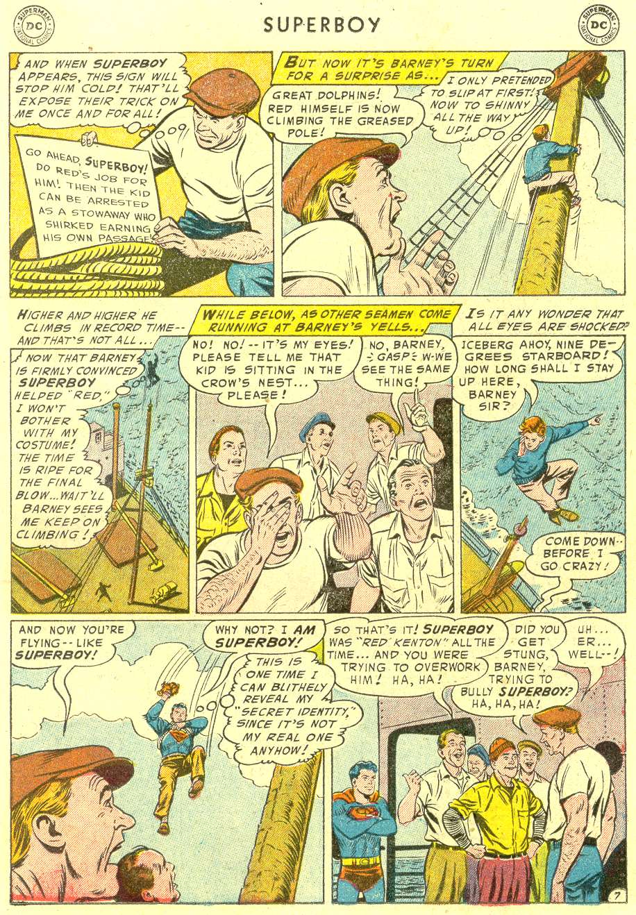 Superboy (1949) issue 42 - Page 17