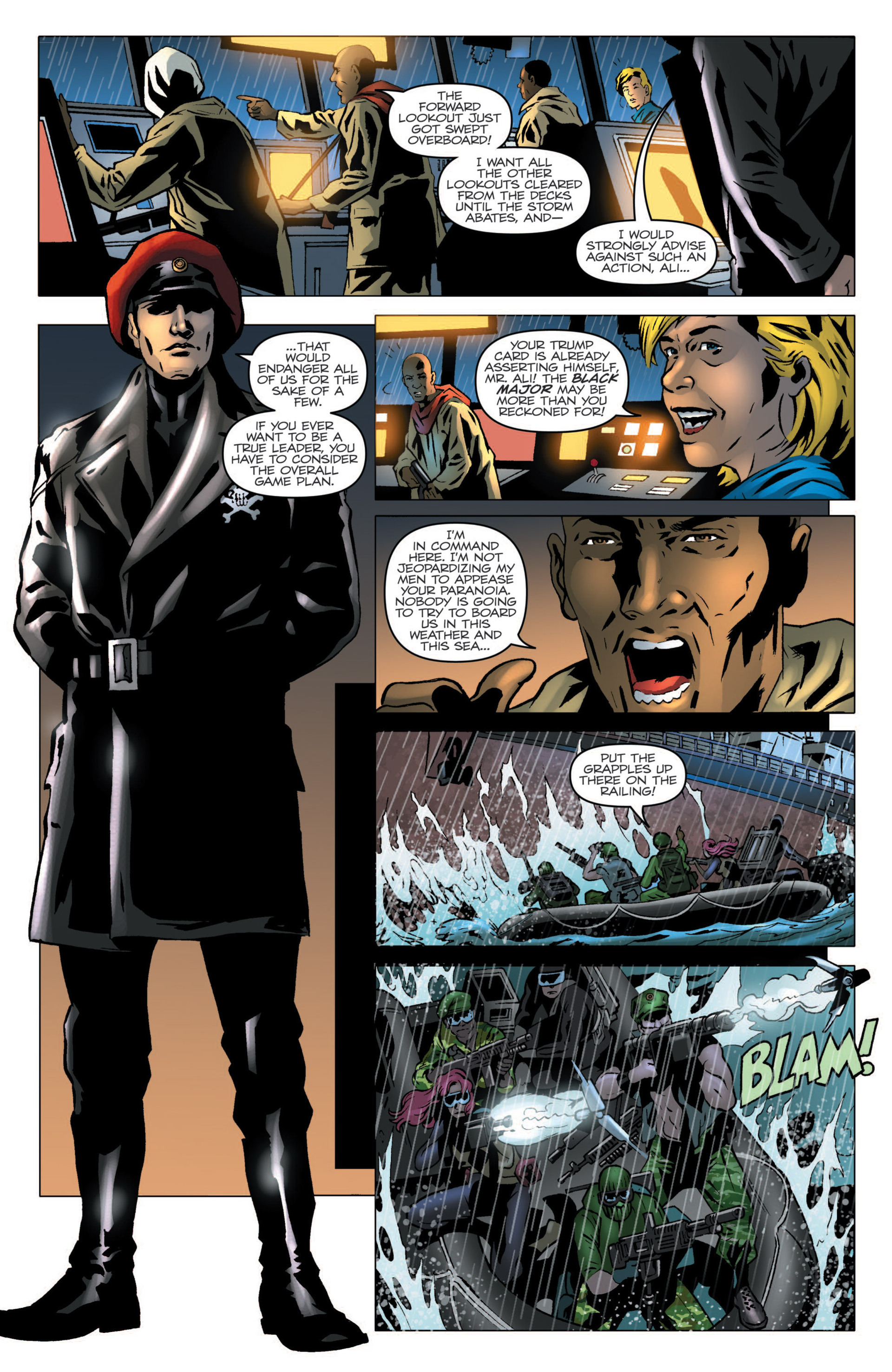 G.I. Joe: A Real American Hero 188 Page 6