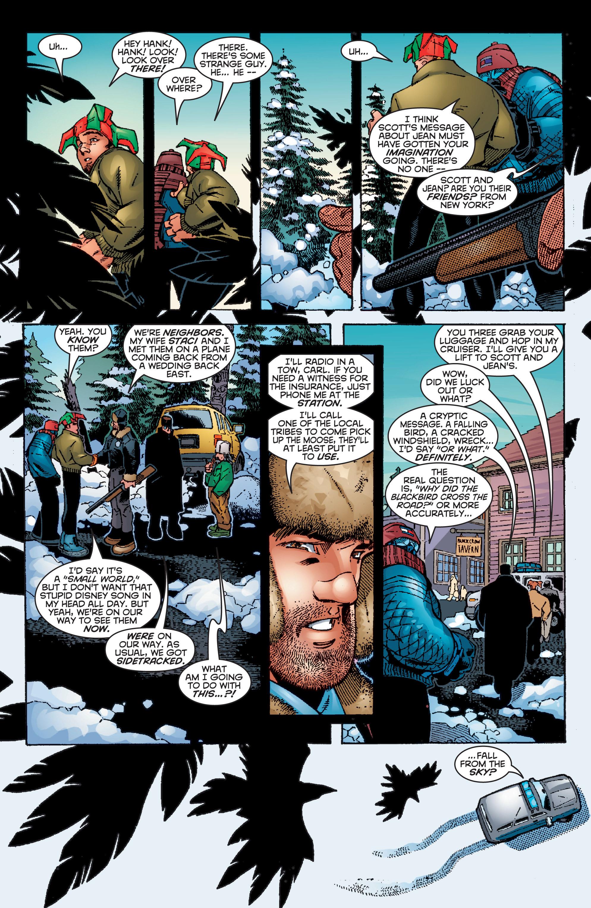 Read online Uncanny X-Men (1963) comic -  Issue #356 - 7