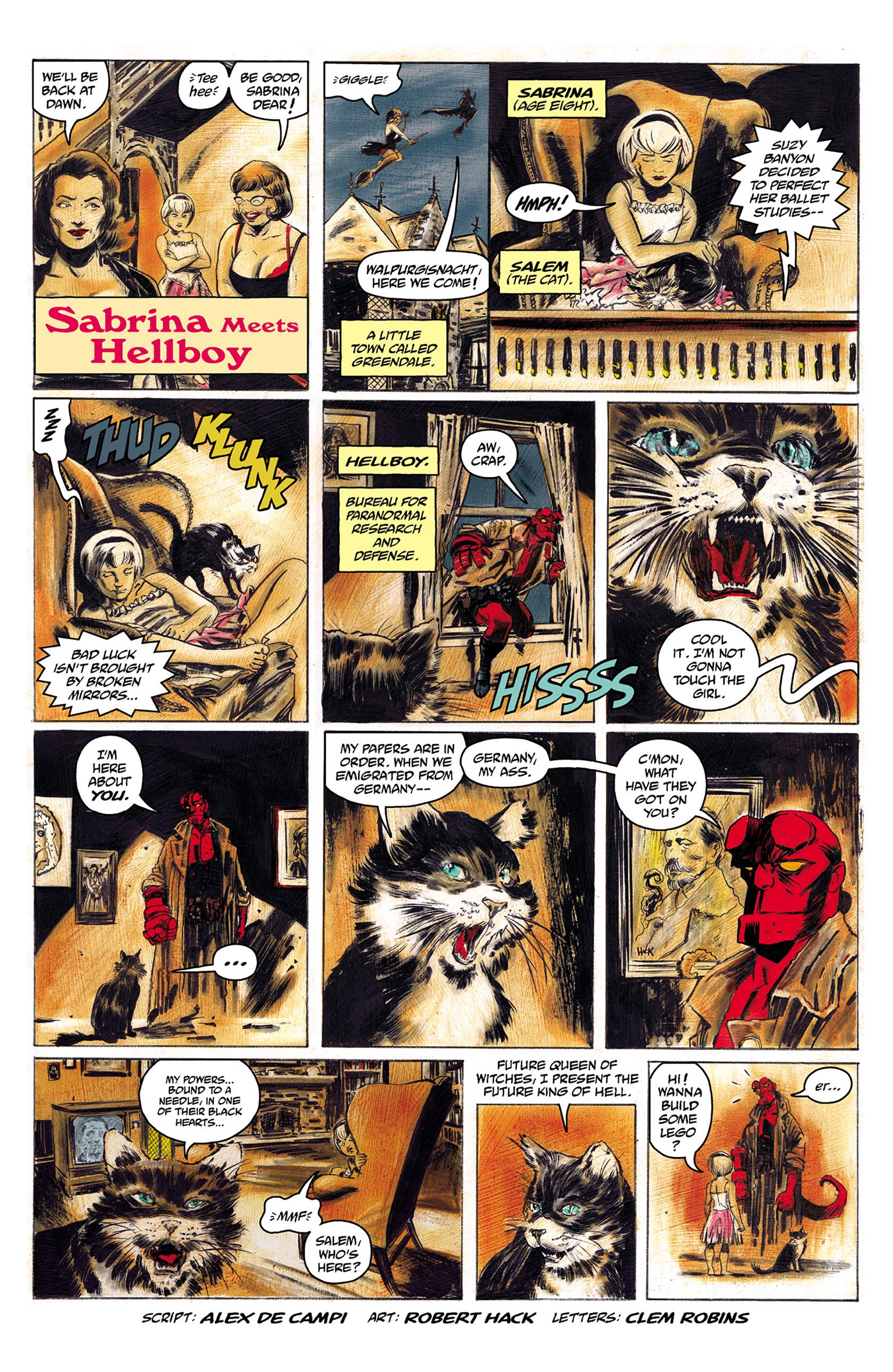 Read online Archie vs. Predator comic -  Issue #1 - 25