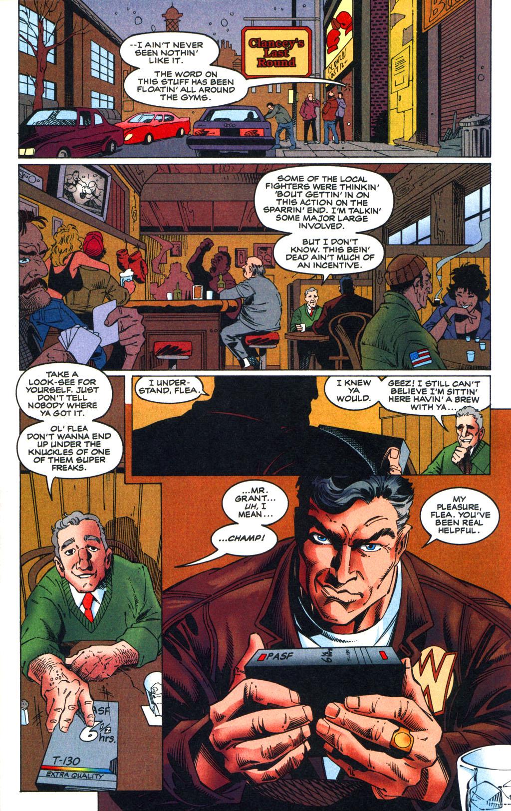 Read online Batman/Wildcat comic -  Issue #1 - 5