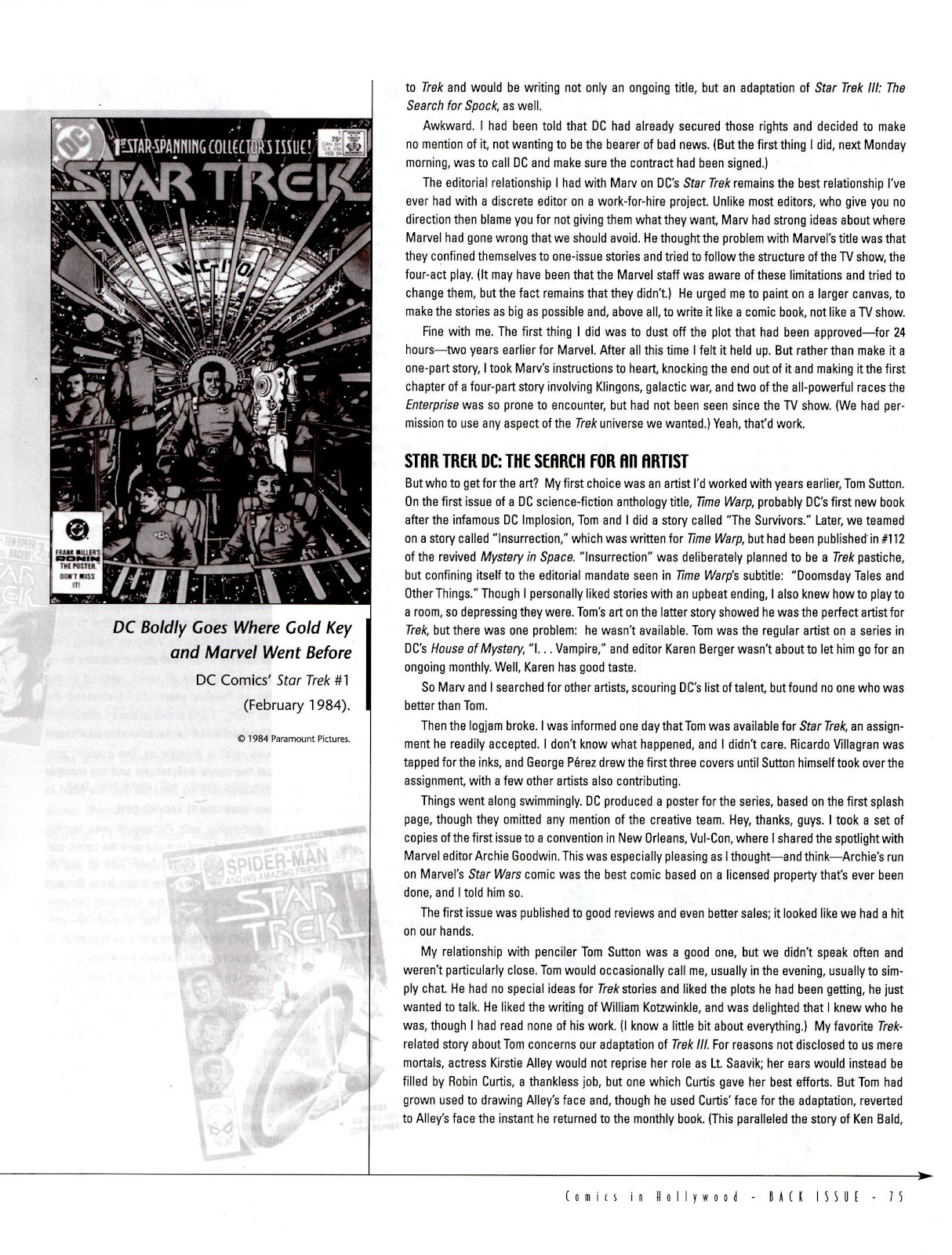 Back Issue issue 5 - Page 77