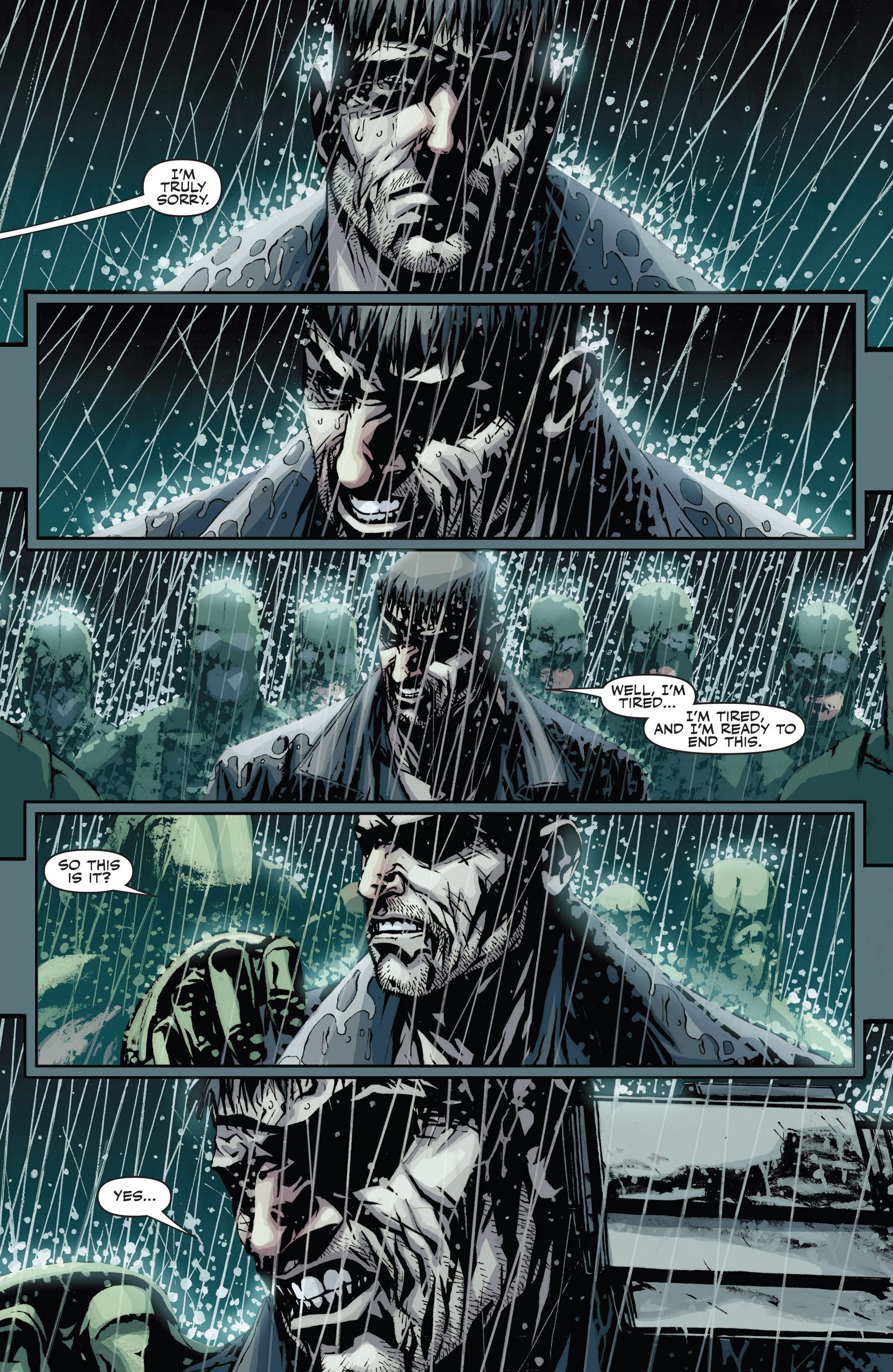 Read online Secret Warriors comic -  Issue #24 - 24
