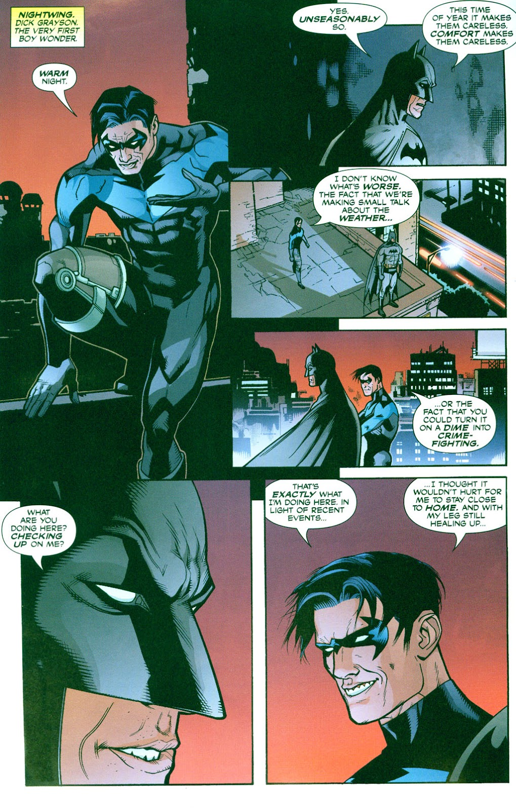 Batman: Under The Hood issue 2 - Page 4