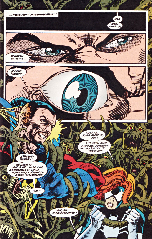 Read online Secret Defenders comic -  Issue #20 - 22