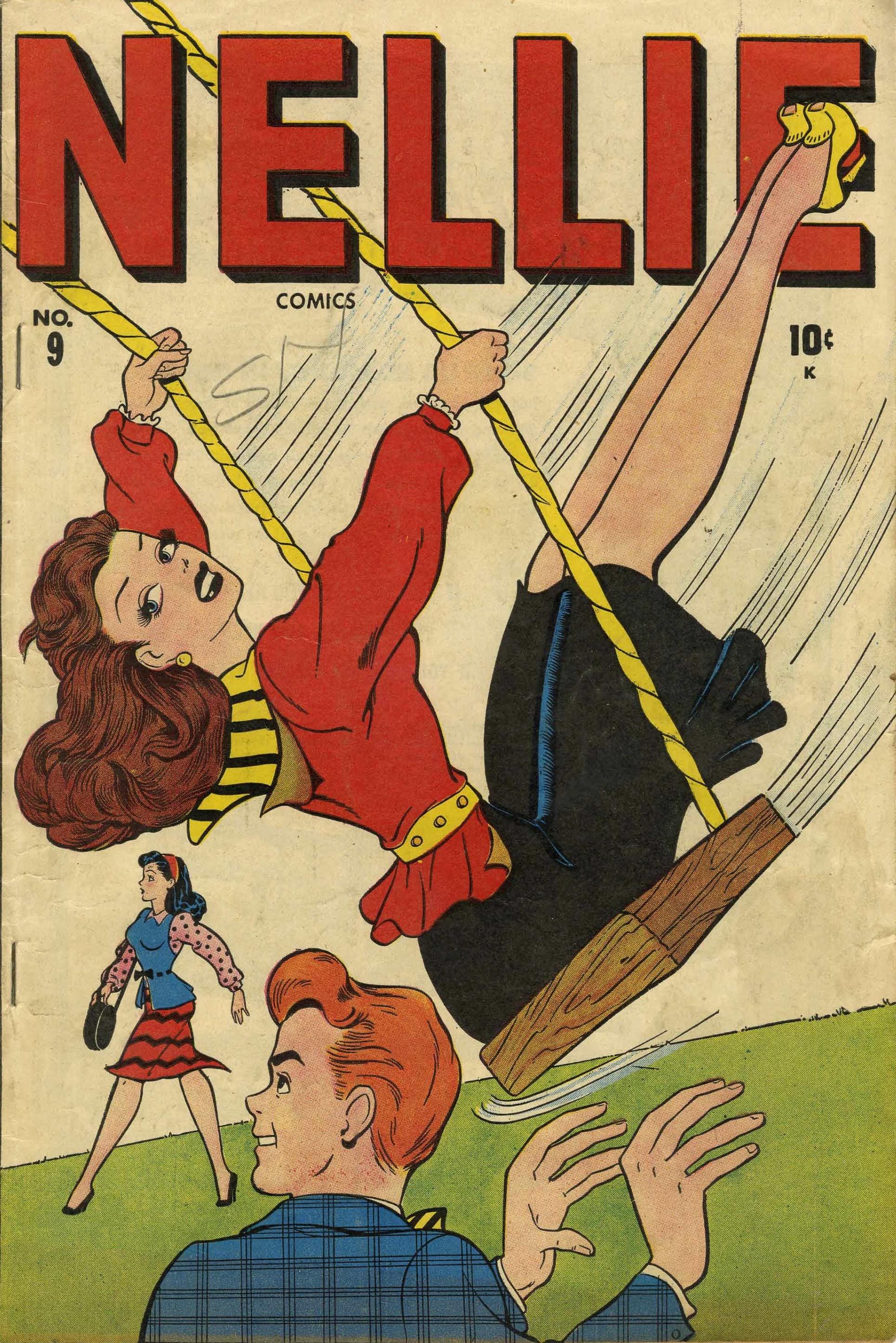 Nellie The Nurse (1945) 9 Page 1