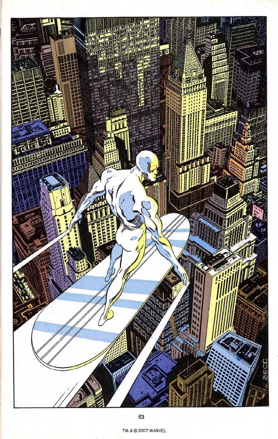 Read online Silver Surfer (1987) comic -  Issue # _Annual 4 - 65