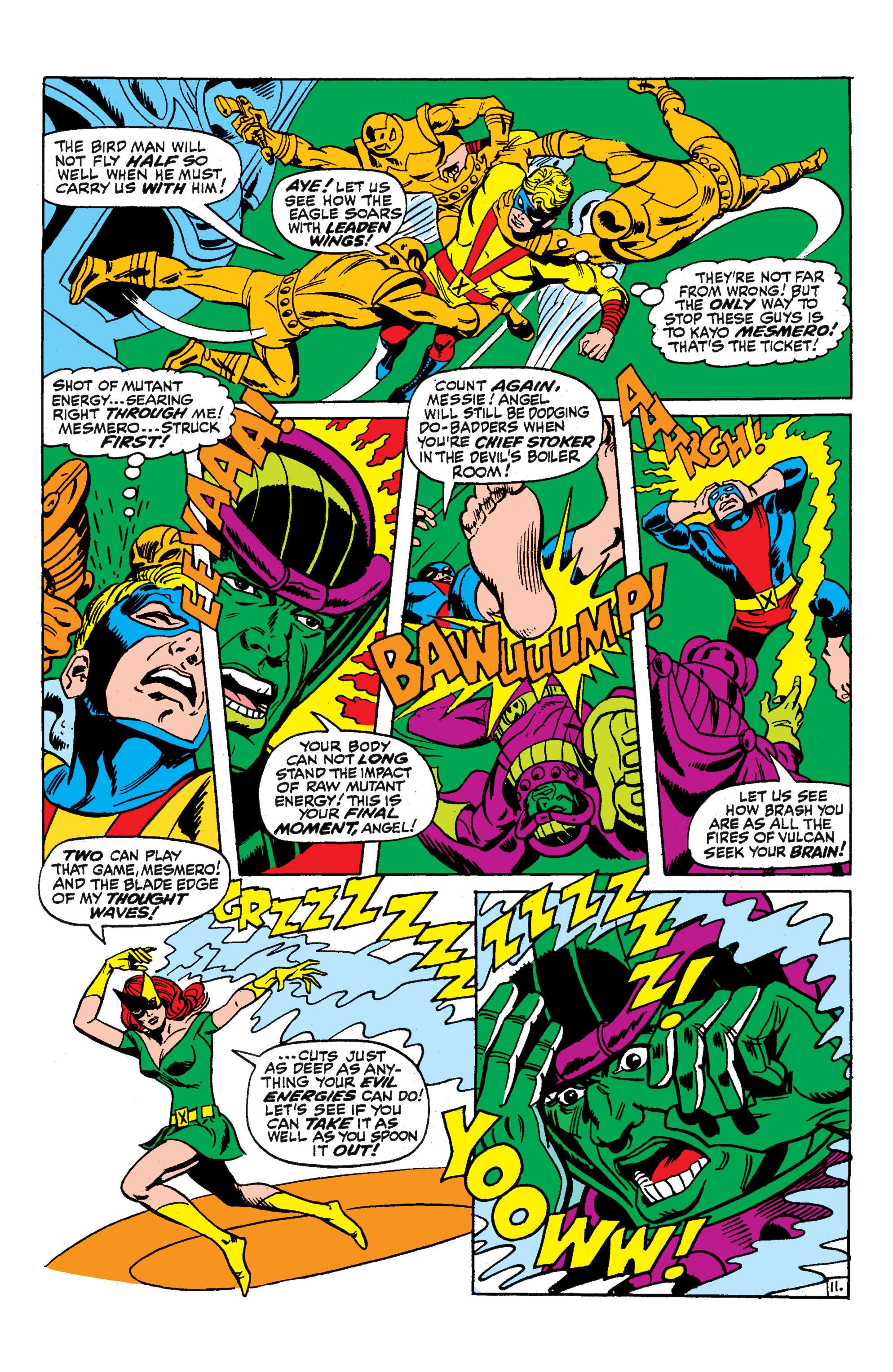 Uncanny X-Men (1963) 52 Page 11