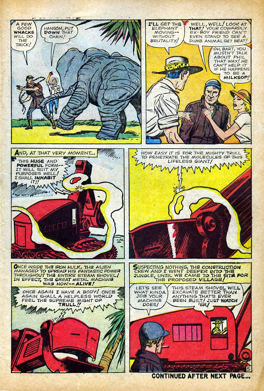 Tales to Astonish (1959) issue 21 - Page 7
