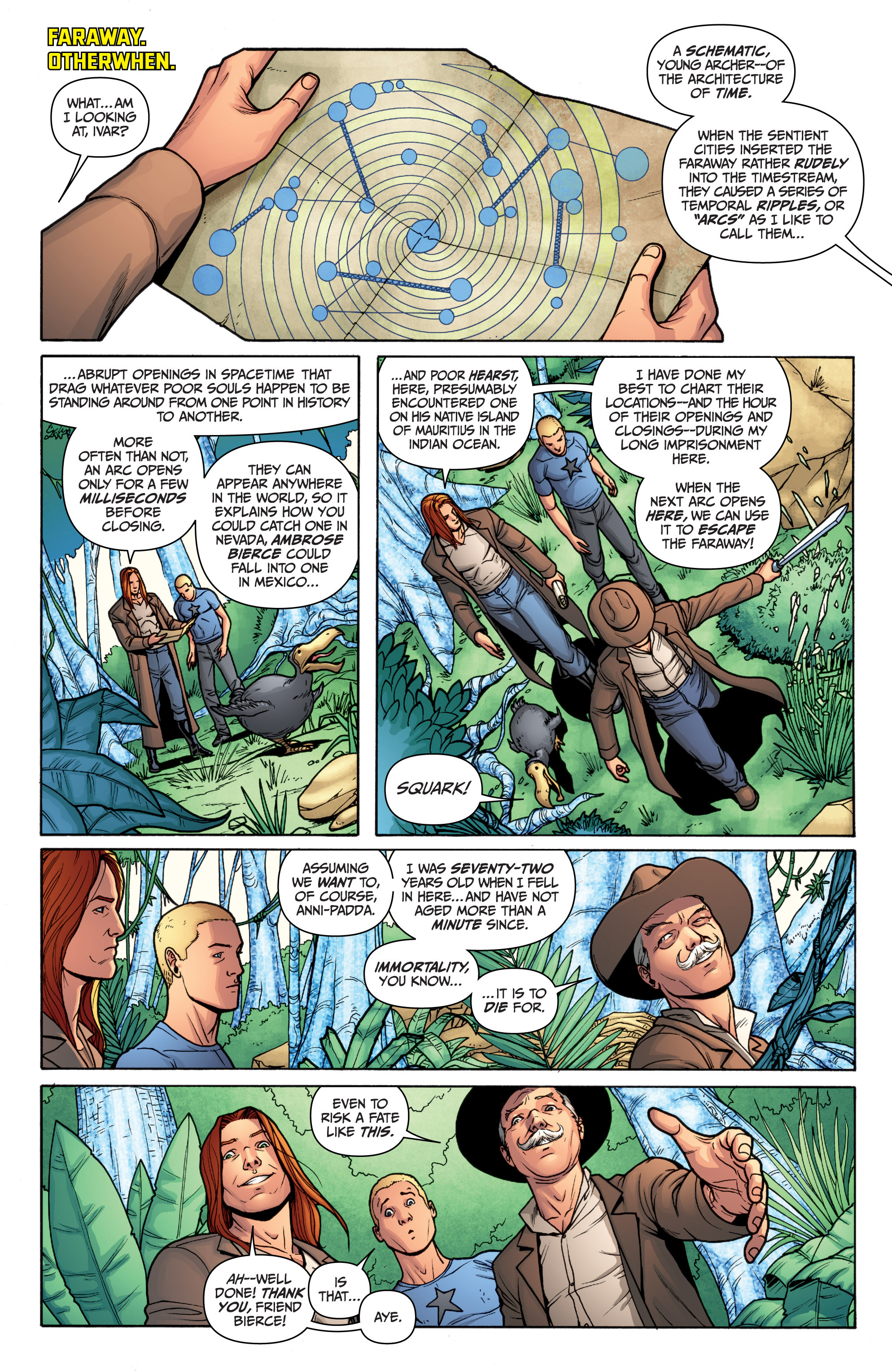 Read online Archer and Armstrong comic -  Issue #Archer and Armstrong _TPB 3 - 98