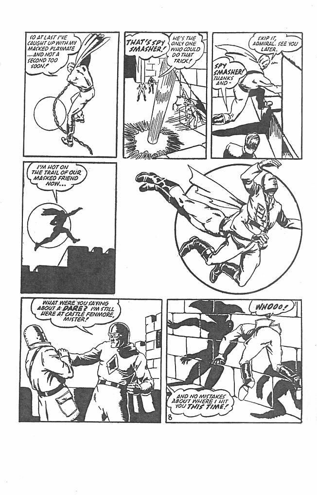 Read online Men of Mystery Comics comic -  Issue #38 - 30